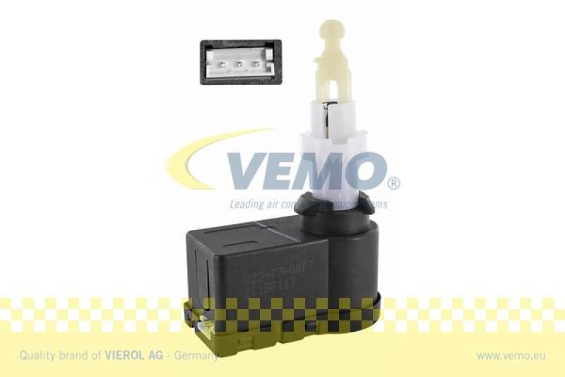 VEMO Stellelement, Leuchtweiteregulierung