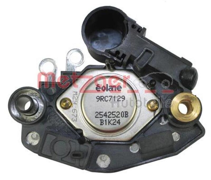 METZGER Regler Lichtmaschine / Generator Original Ersatzteil