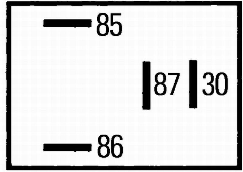 HELLA Multifunktionsrelais