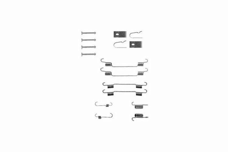 Zubehörsatz, Bremsbacken