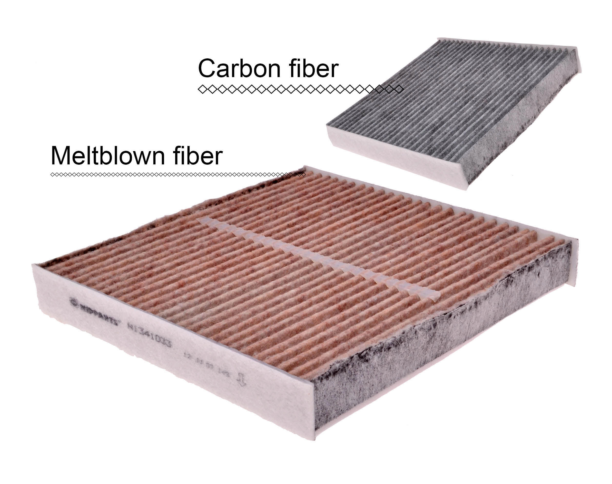 Innenraumfilter Filter Innenraumluft