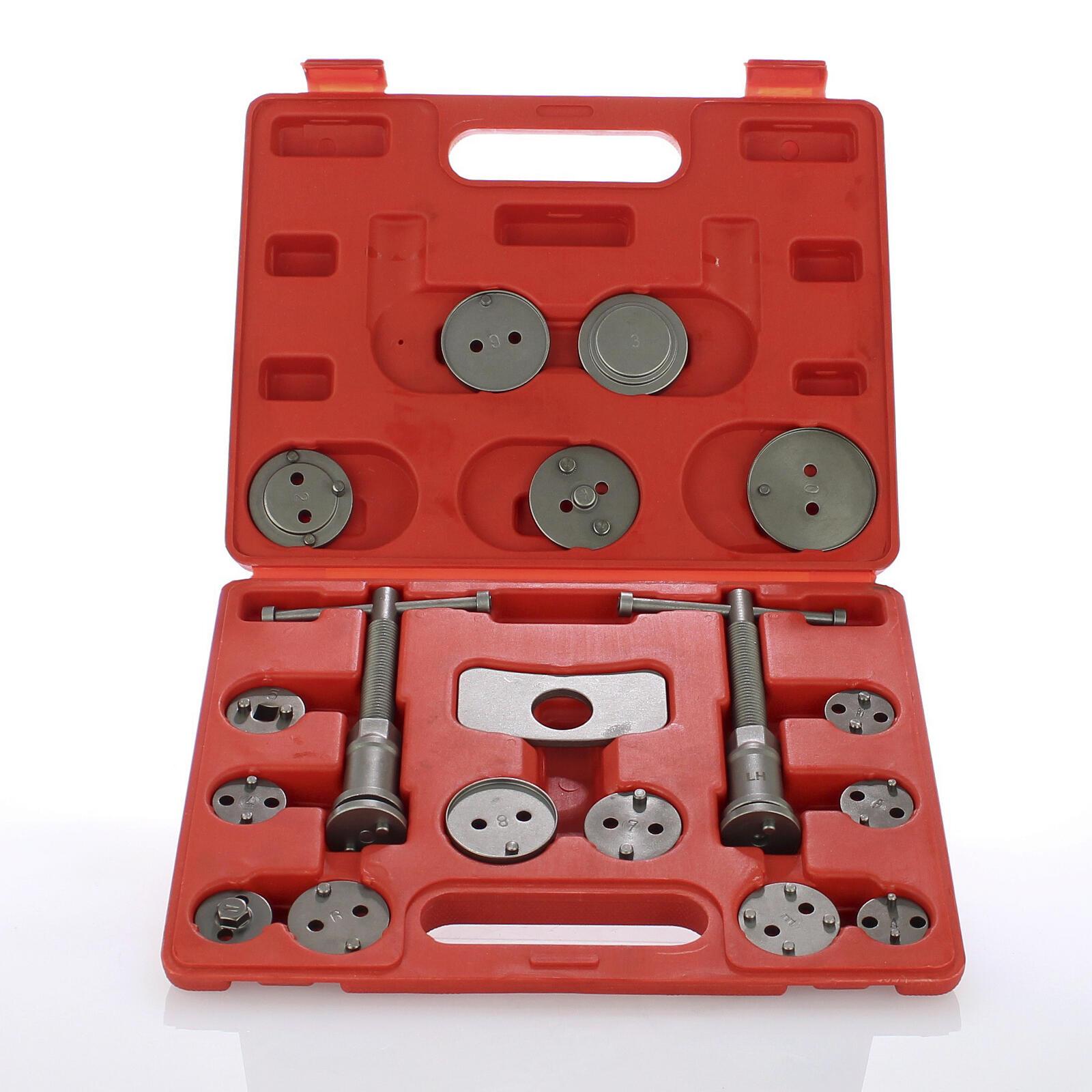 Bremskolbenrücksteller Set Satz m. 2 Spindeln Rücksteller Werkzeug Bremse VA+HA