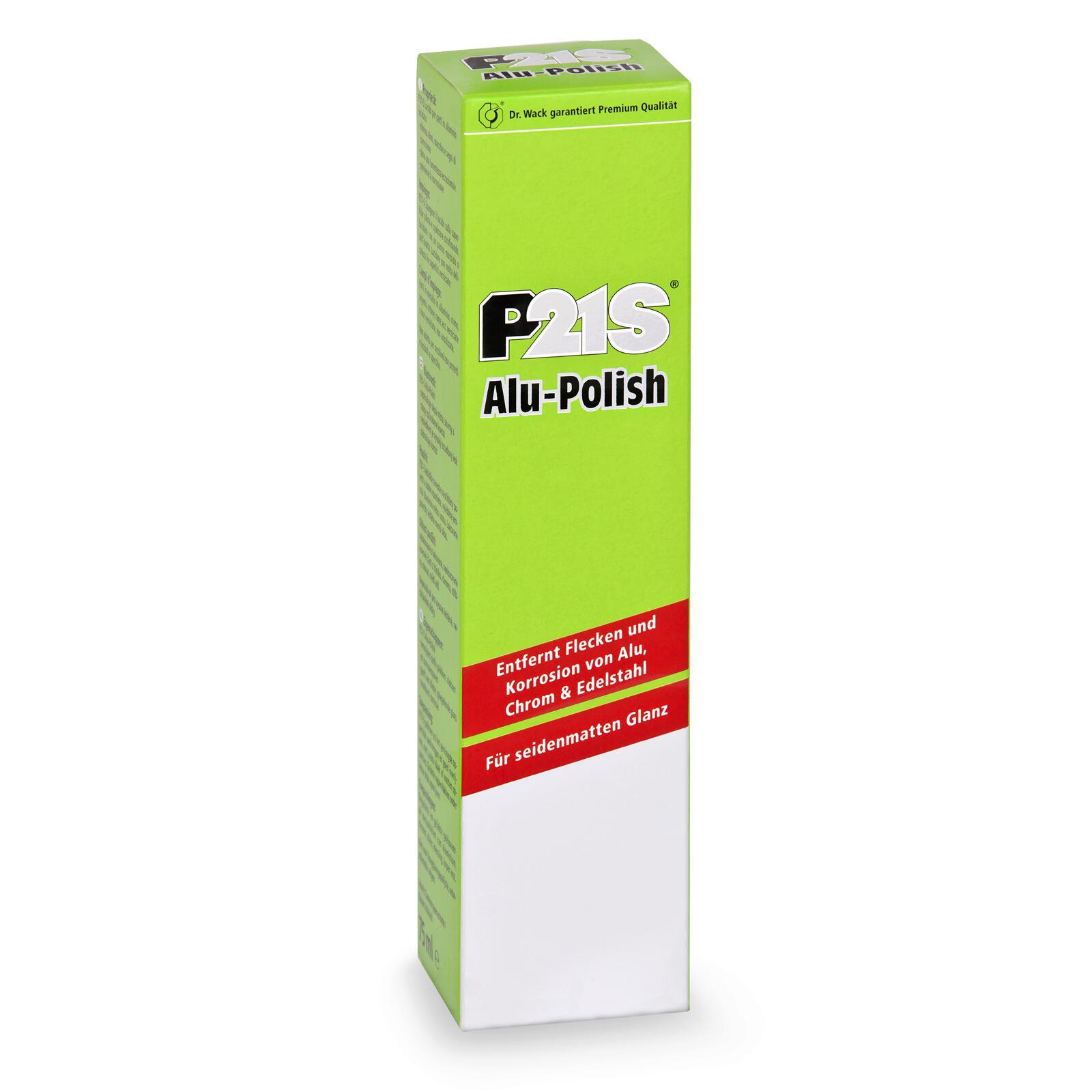Dr. Wack Alu-Polish 75 ML Felgenreiniger effektiv für Alu Chrom Edelstahl