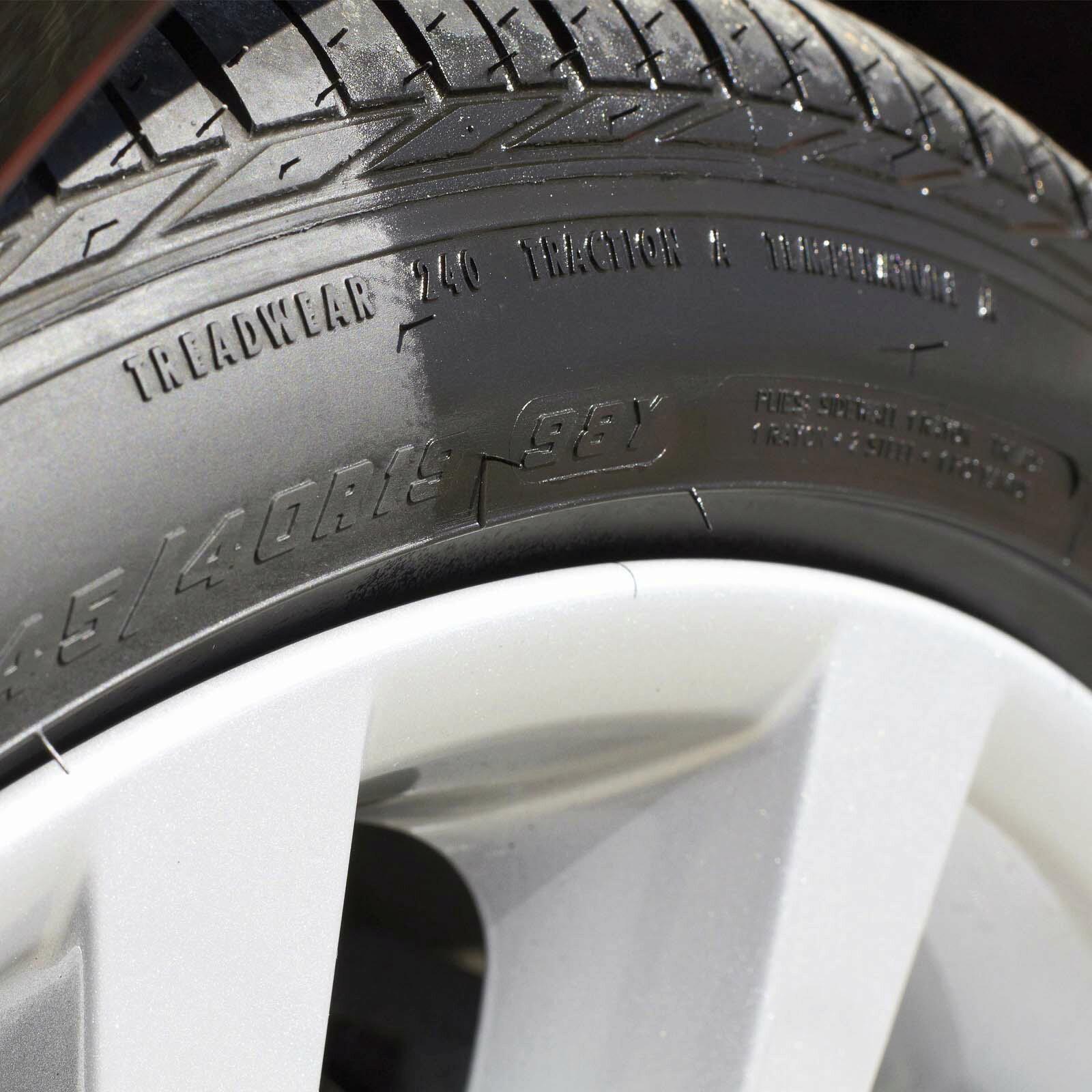 Dr. Wack Reifen-Glanz P21S für tiefschwarze gepflegte Reifen Witterungsschutz