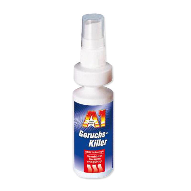 Dr. Wack A1 Geruchs-Killer 100 ML ATL entfernt endgültig Geruch im Innenbereich