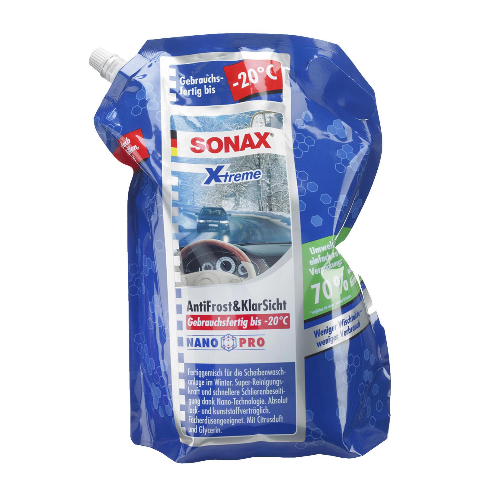 SONAX XTREME AntiFrost+KlarSicht Gebrauchsfertig 3l