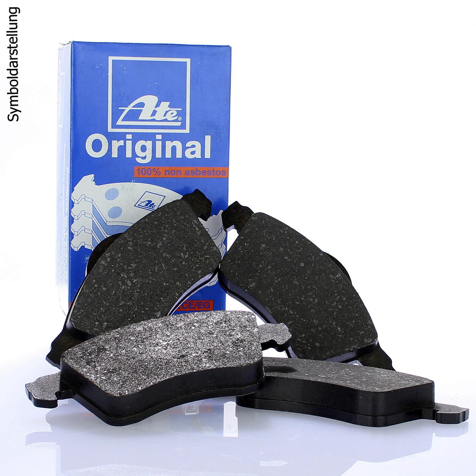 ATE Brake Pad Set, disc brake