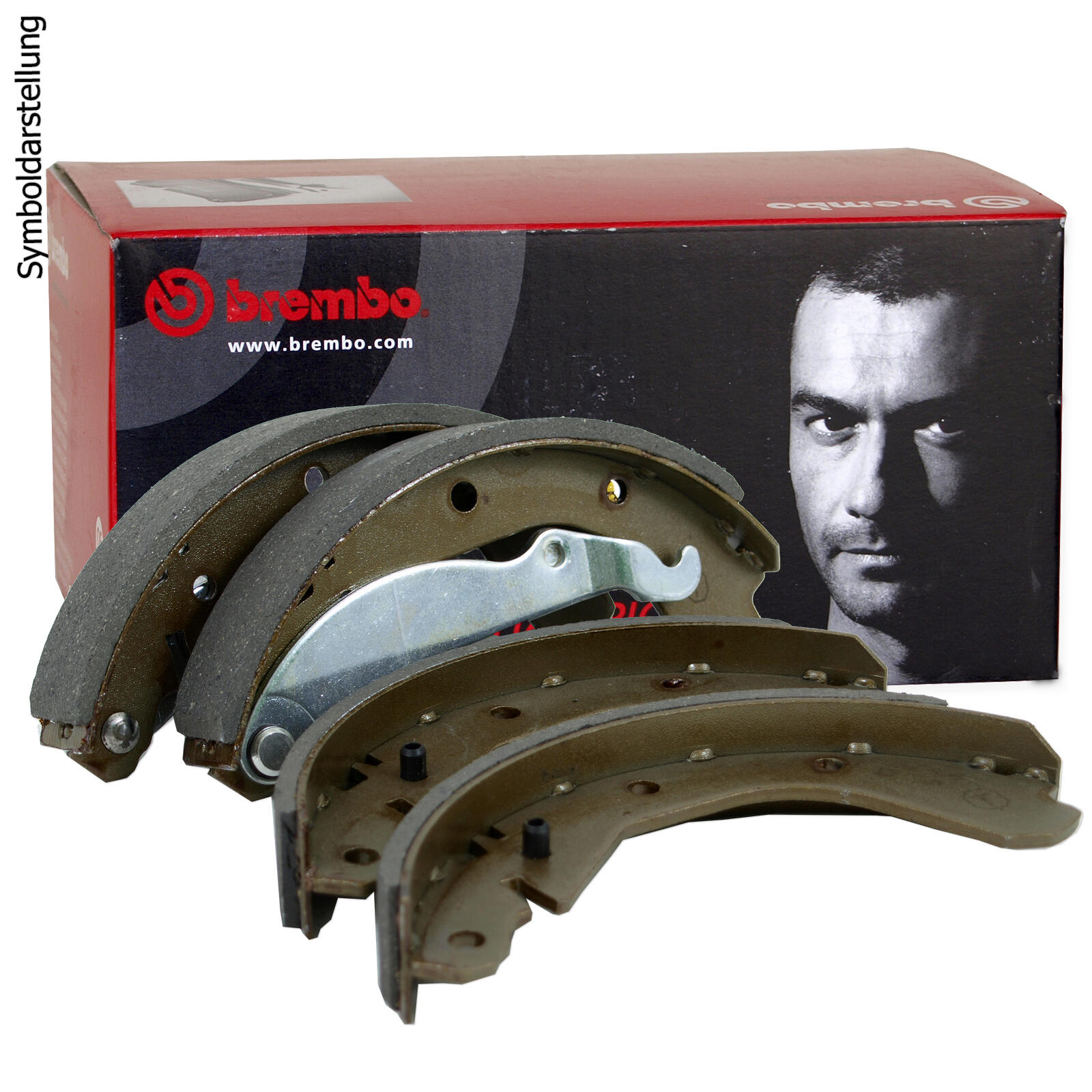 BREMBO Brake Shoe Set