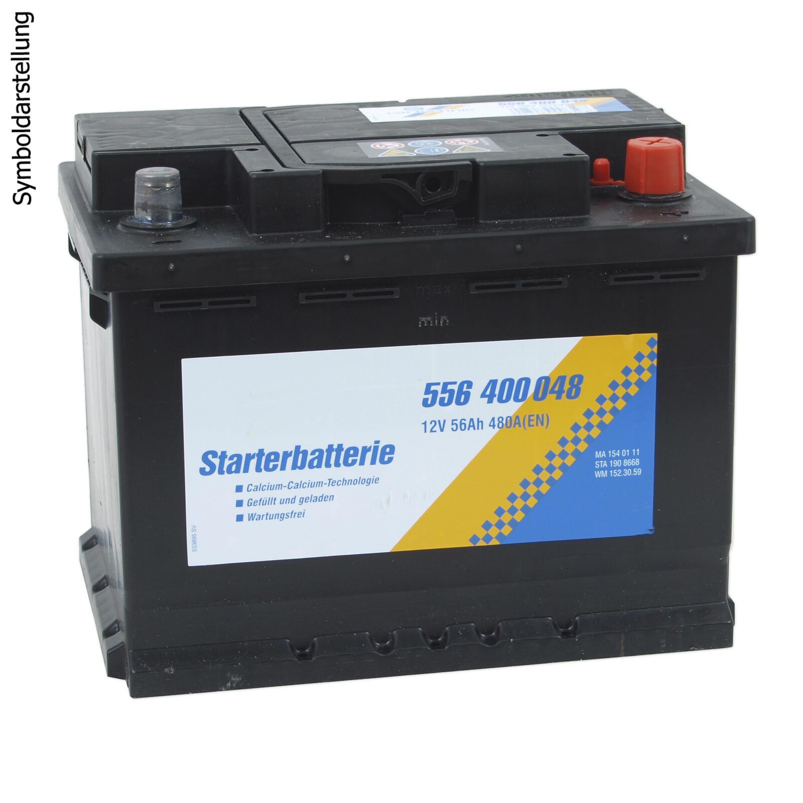 VEMO Starterbatterie