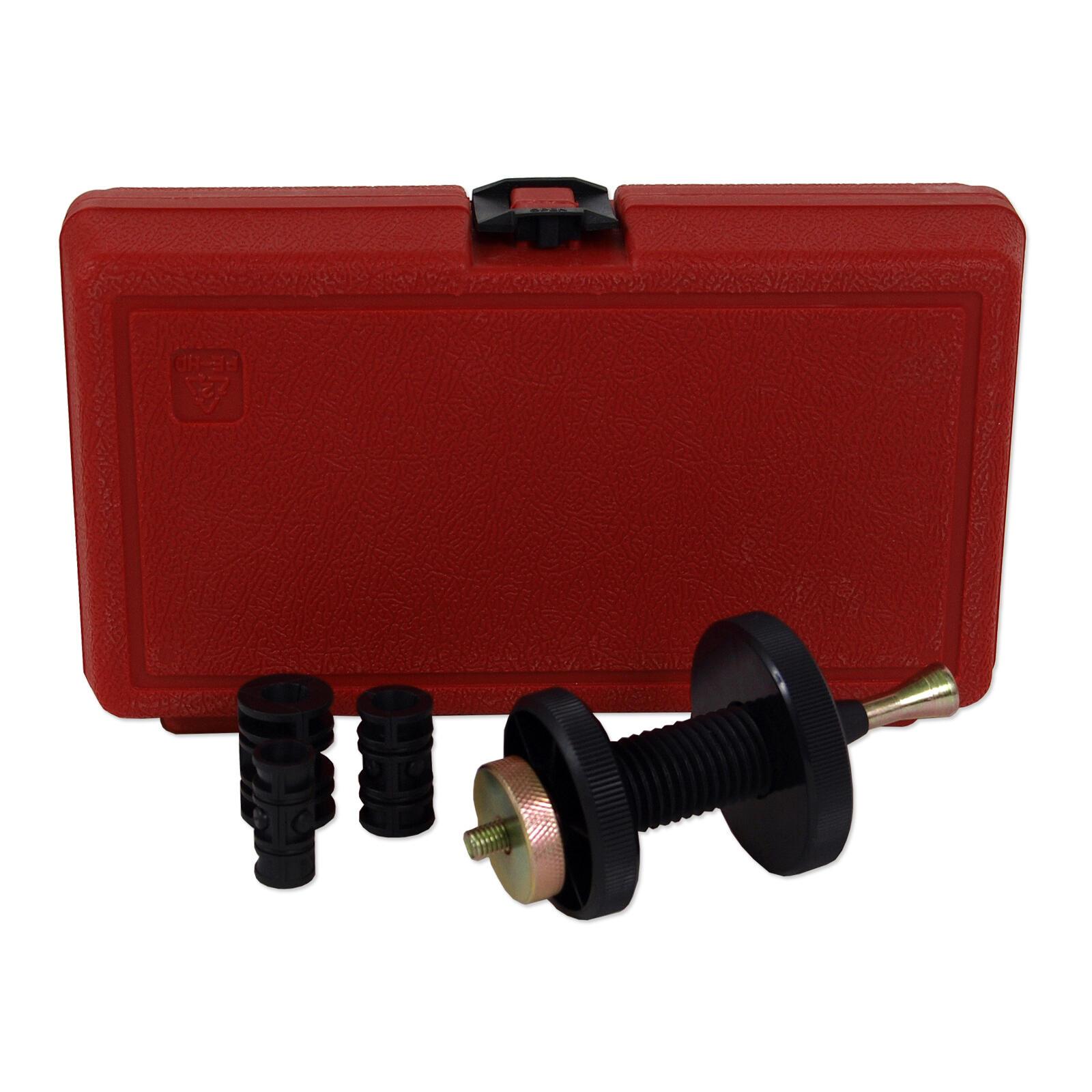 Zentriersatz Kupplungszentrierdorne mit 3 Spanndornen für PKW+NFZ