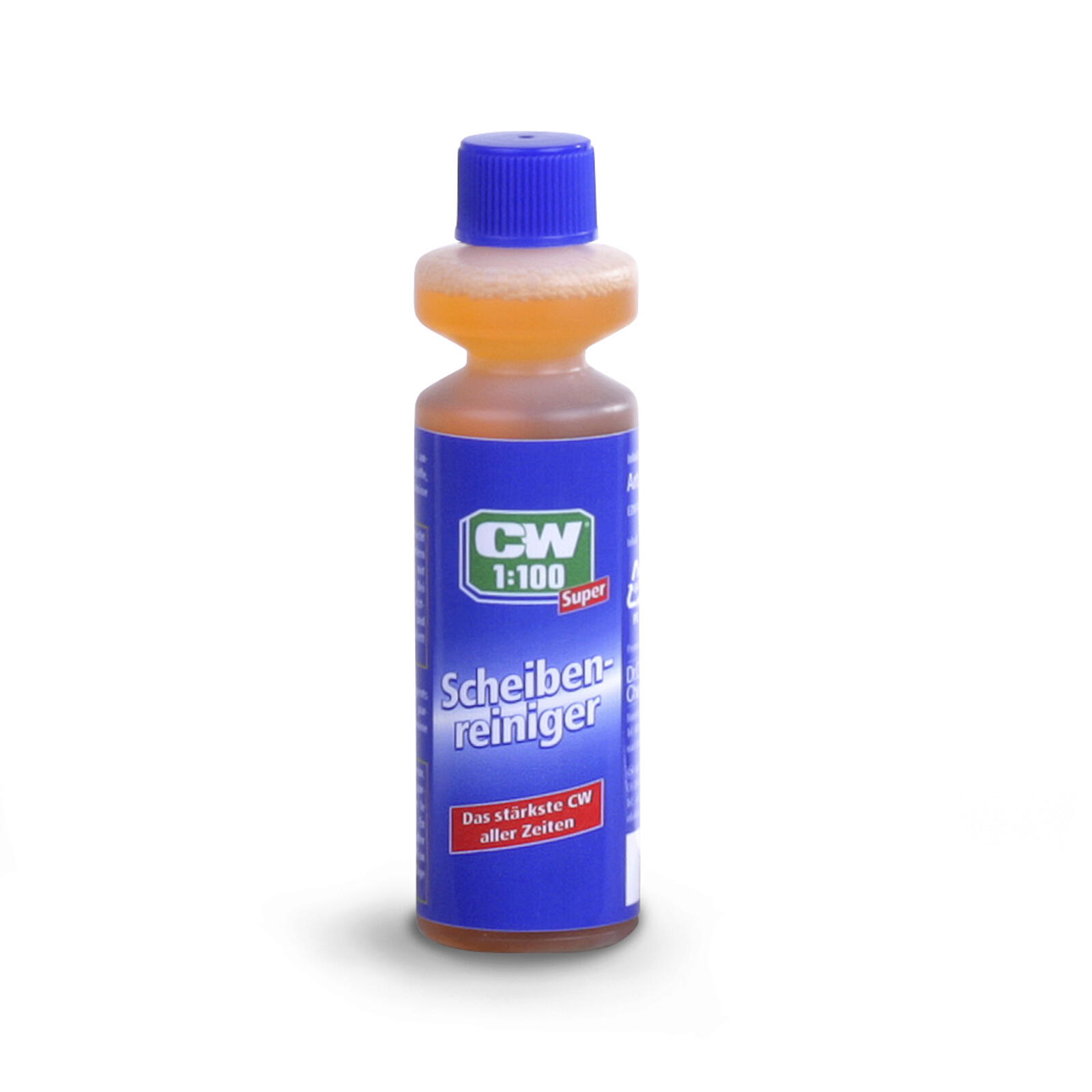 Dr. Wack CW Super 1:100 Scheibenreiniger 40 ML beseitigt sofort Schmierfilme