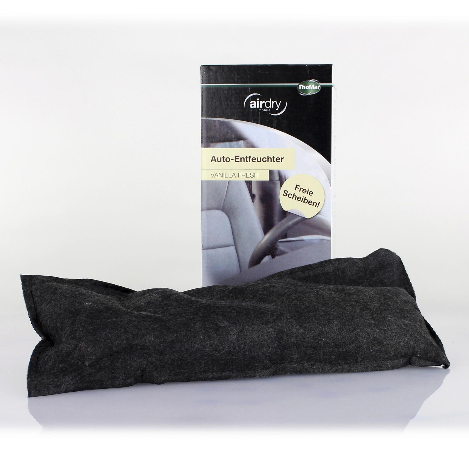 ThoMar AirDry Entfeuchter Luftentfeuchter Antibeschlag // 1 kg - Duft Vanille