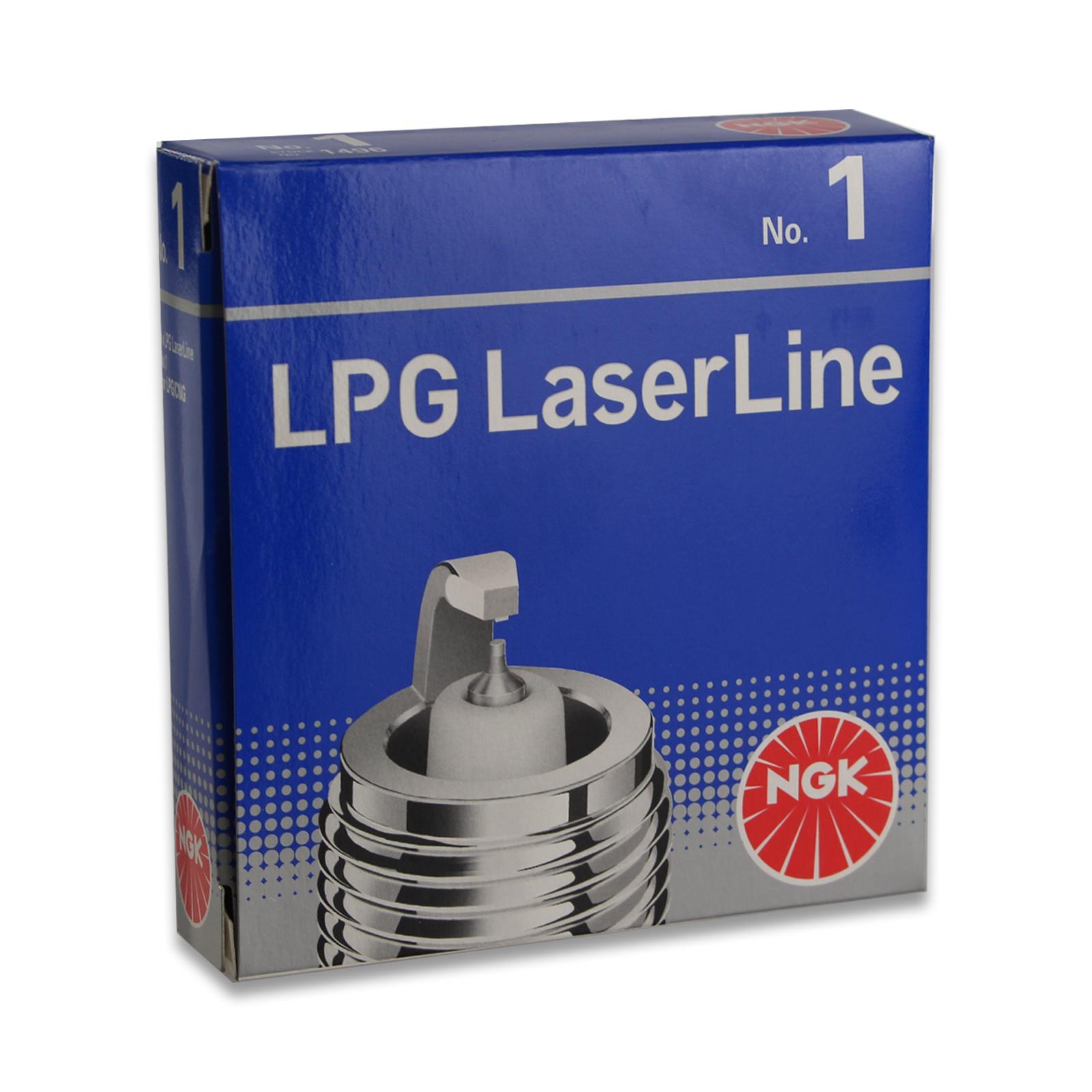 NGK Zündkerze LPG Laser Line 1