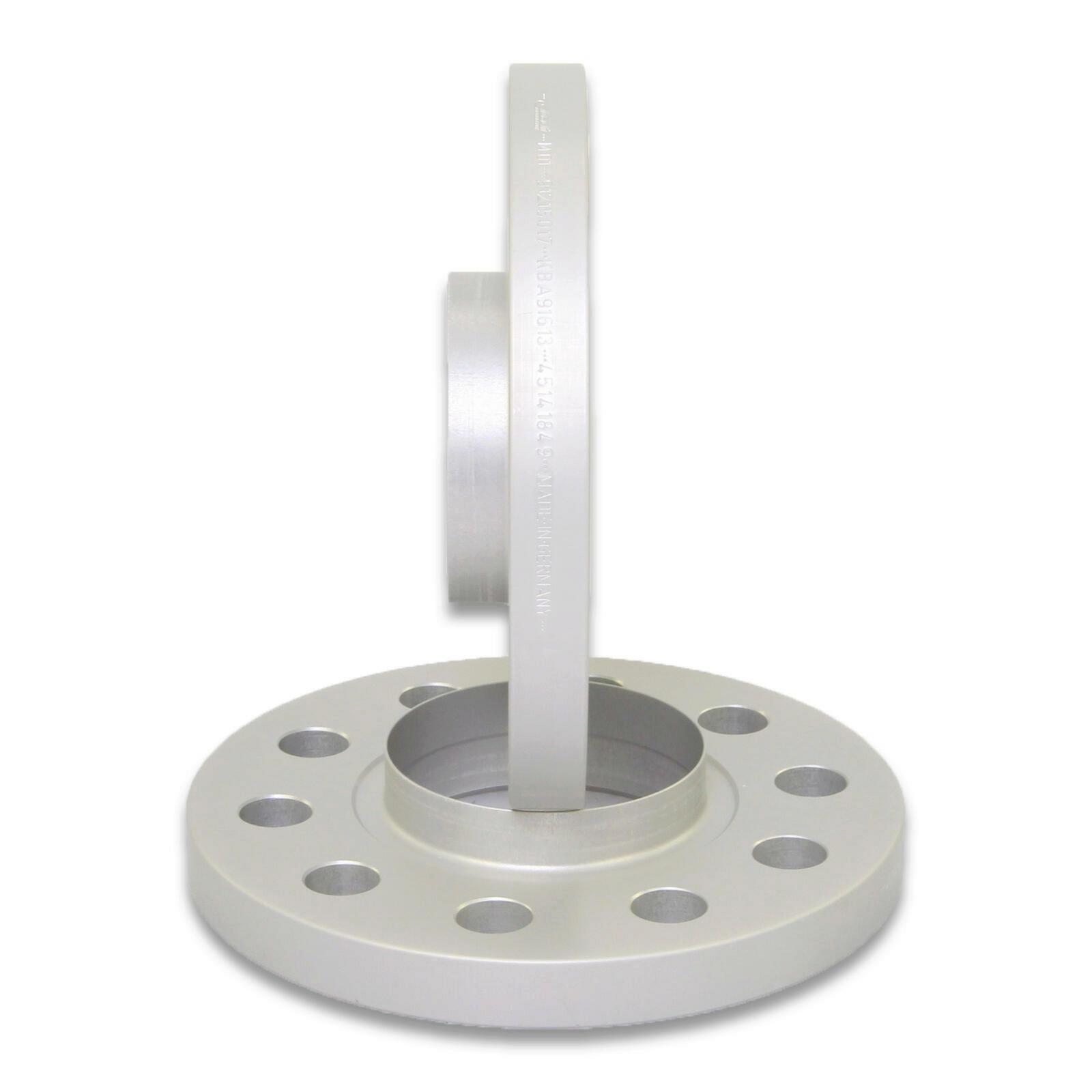 EIBACH Spurplatten Spurverbreiterung Distanzscheibe Ø66,45 5x112 30mm // 2x15mm