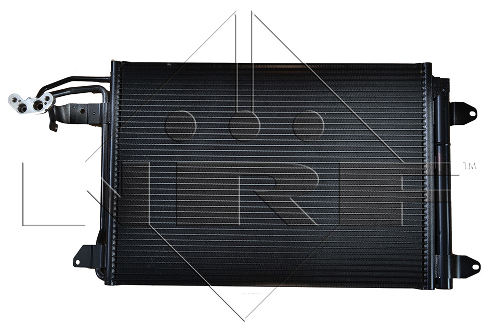 NRF Condenser, air conditioning EASY FIT