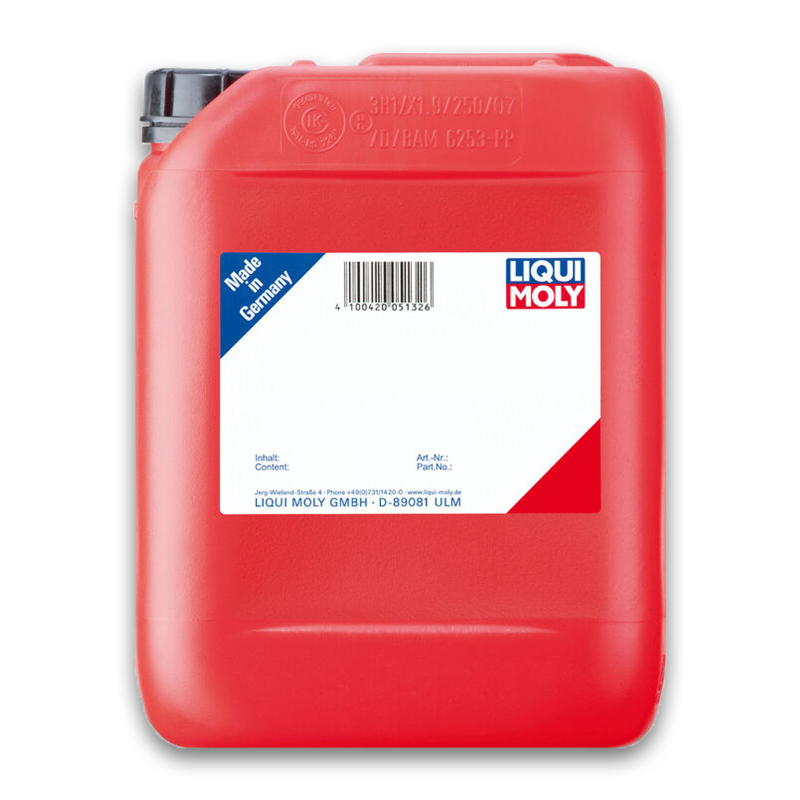 Liqui Moly Super Diesel Additiv 5l