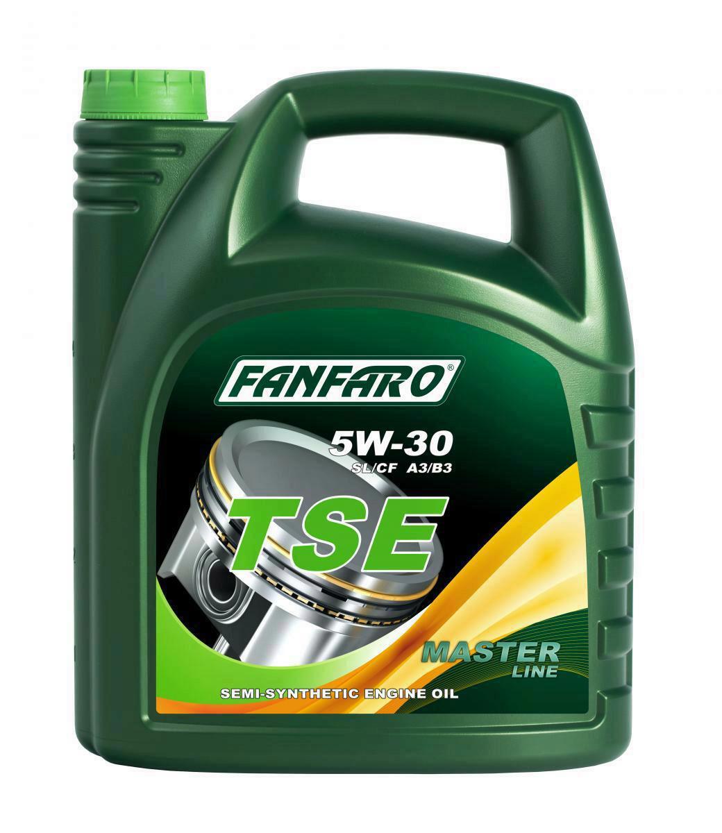 5L Fanfaro TSE Motoröl 5W-30