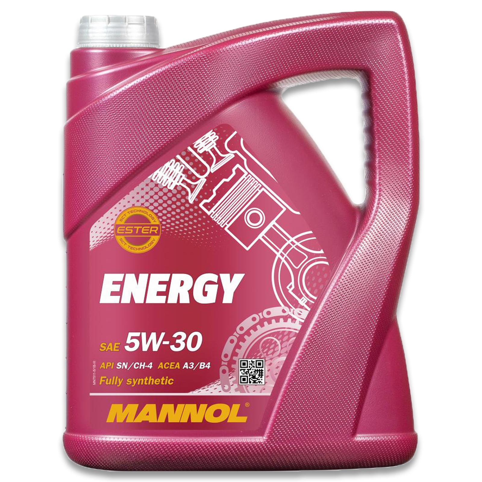 Mannol Energy 5W-30 5L