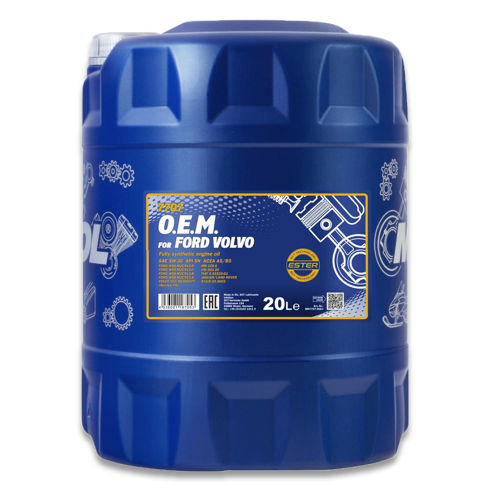 Mannol OEM 7707 Motoröl
