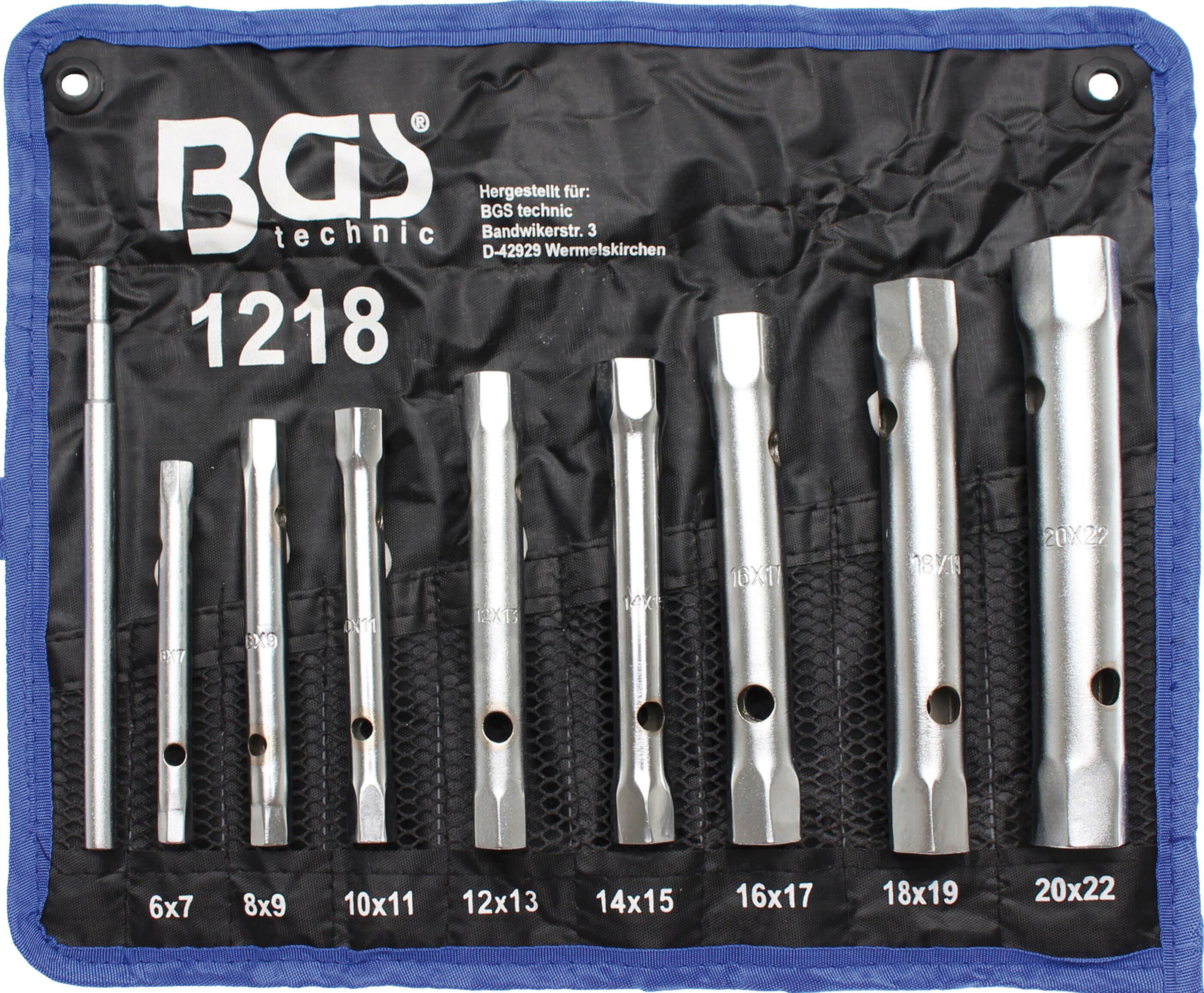 BGS Rohrsteckschlüssel-Satz