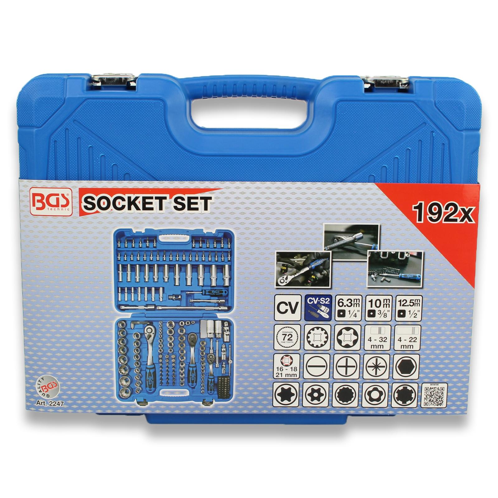 BGS 2247 Steckschlüsselsatz