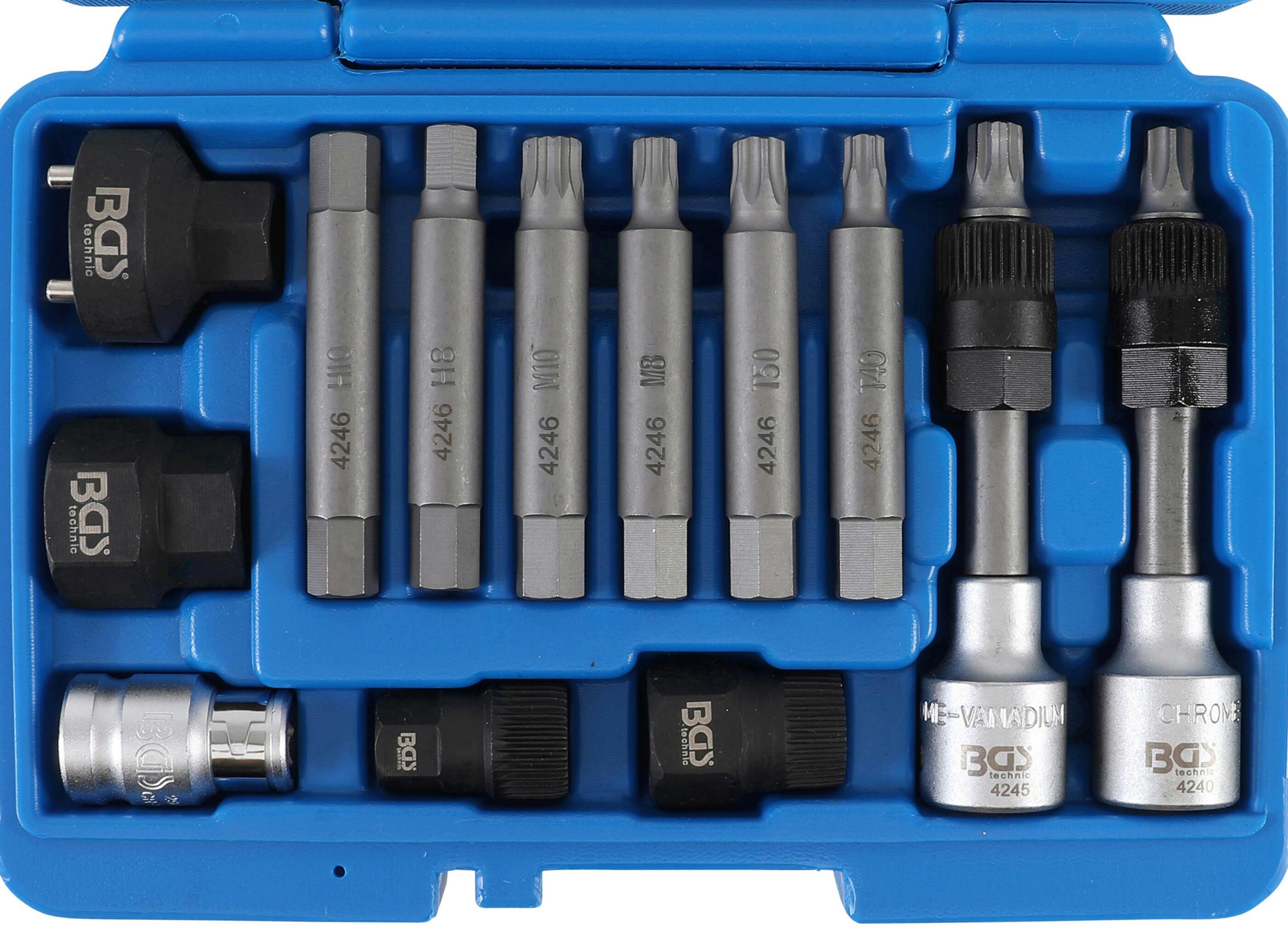 BGS Montagewerkzeugsatz, Generatorfreilauf