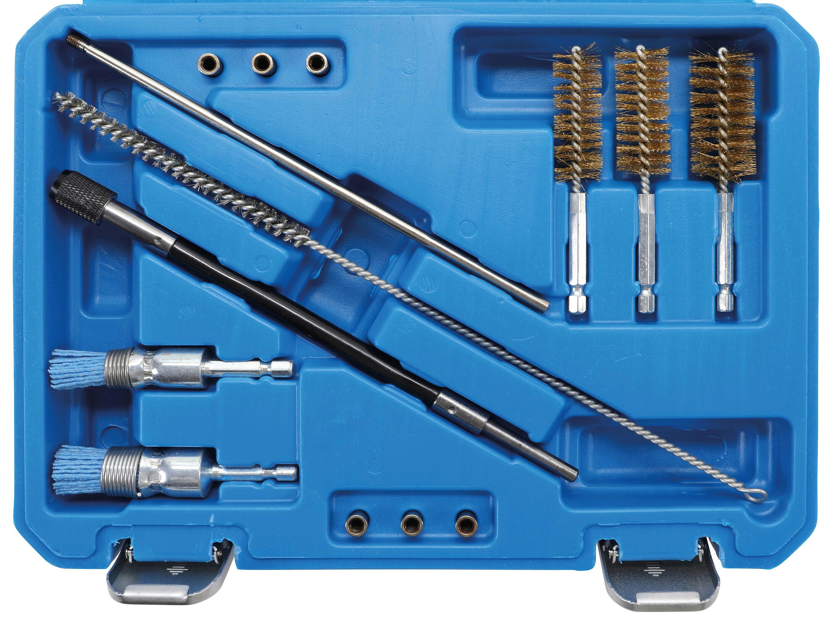 BGS Reinigungs-/Fräswerkzeugsatz, CR-Injektorschacht 9324