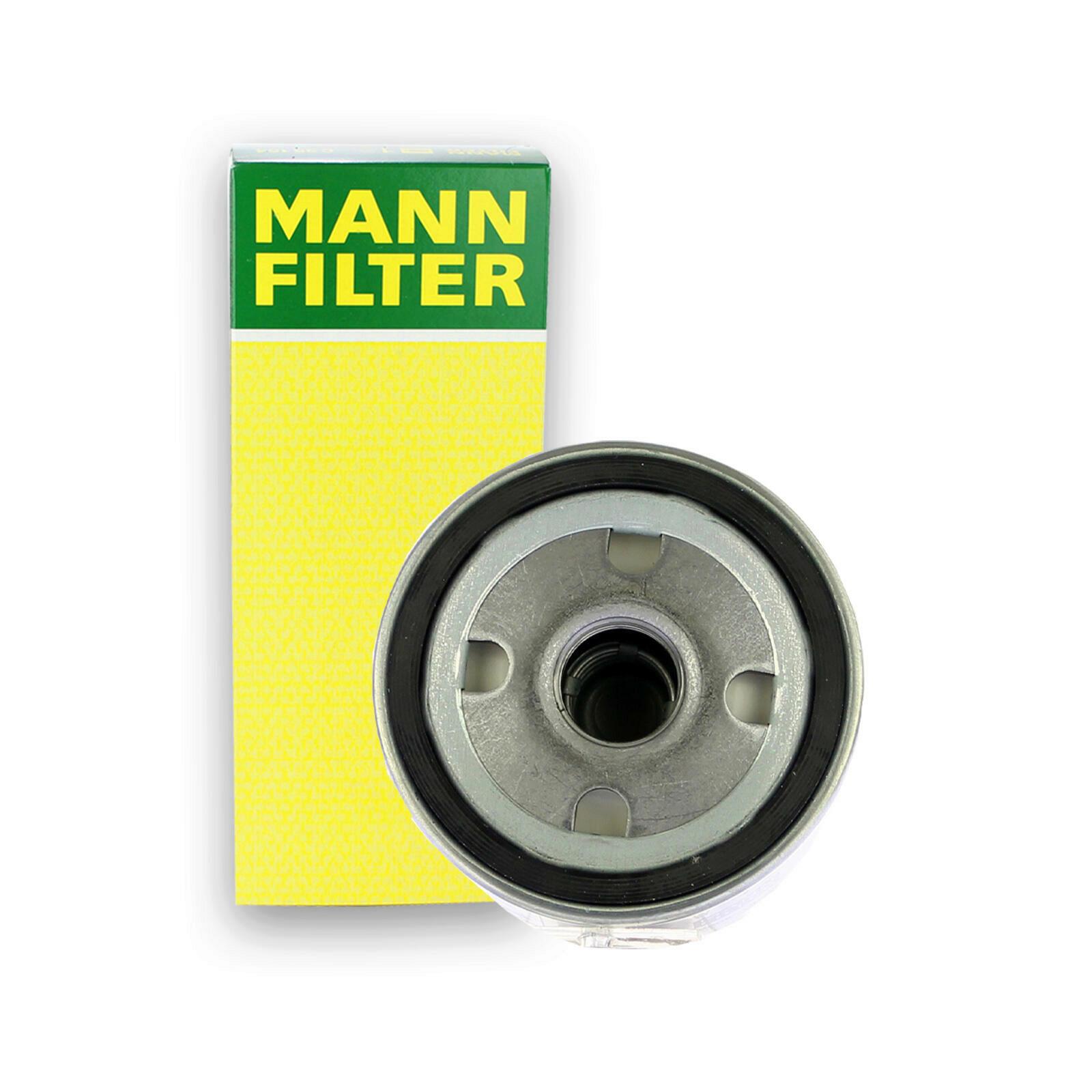 Mannol Inspektionskit Motoröl + MANN Ölfilter + Ablassschraube