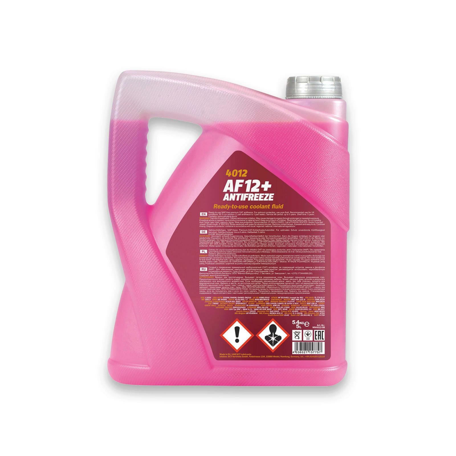 Conti Wasserpumpe Zahnriemensatz + 5L Frostschutz