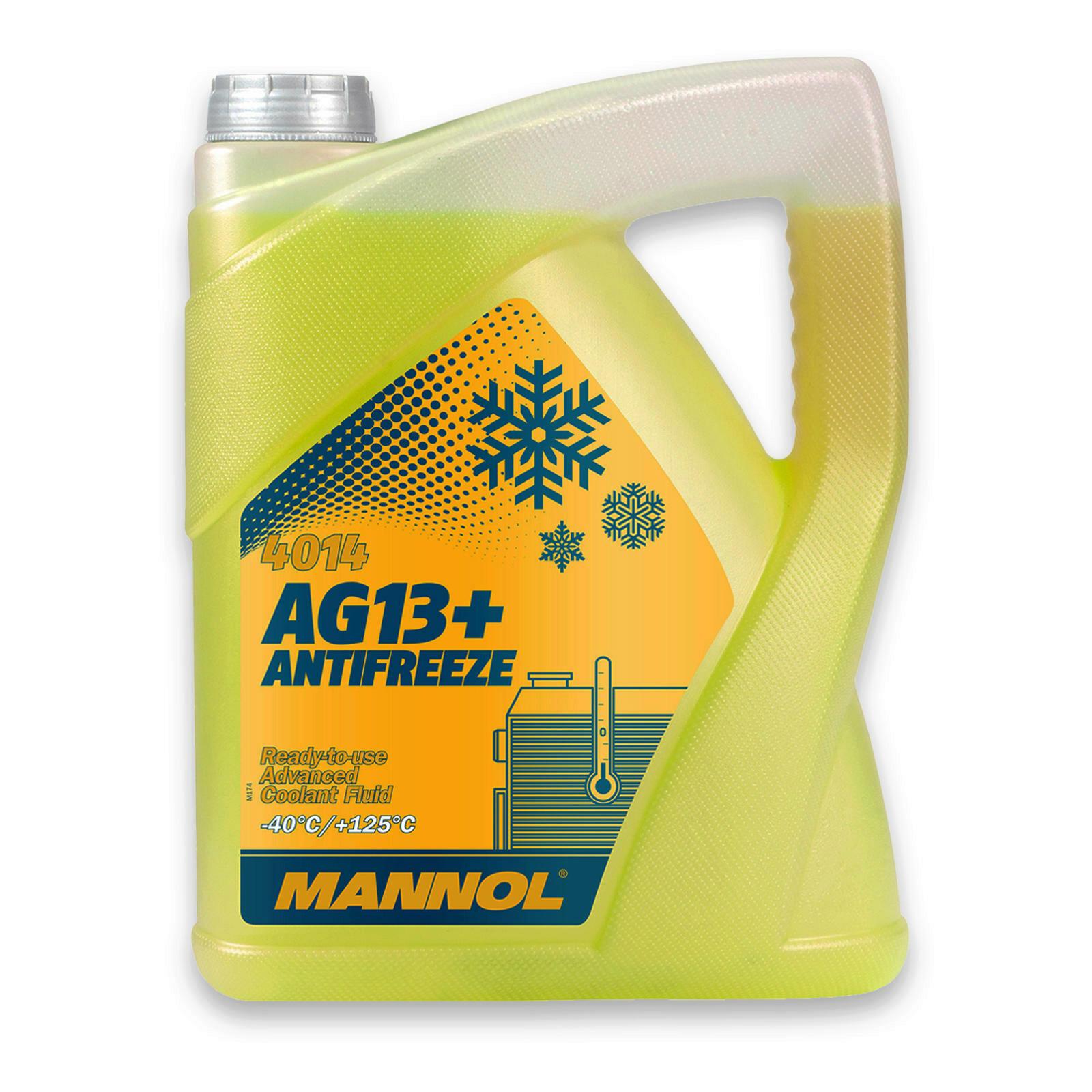 Mannol Frostschutz AG13+ 5L