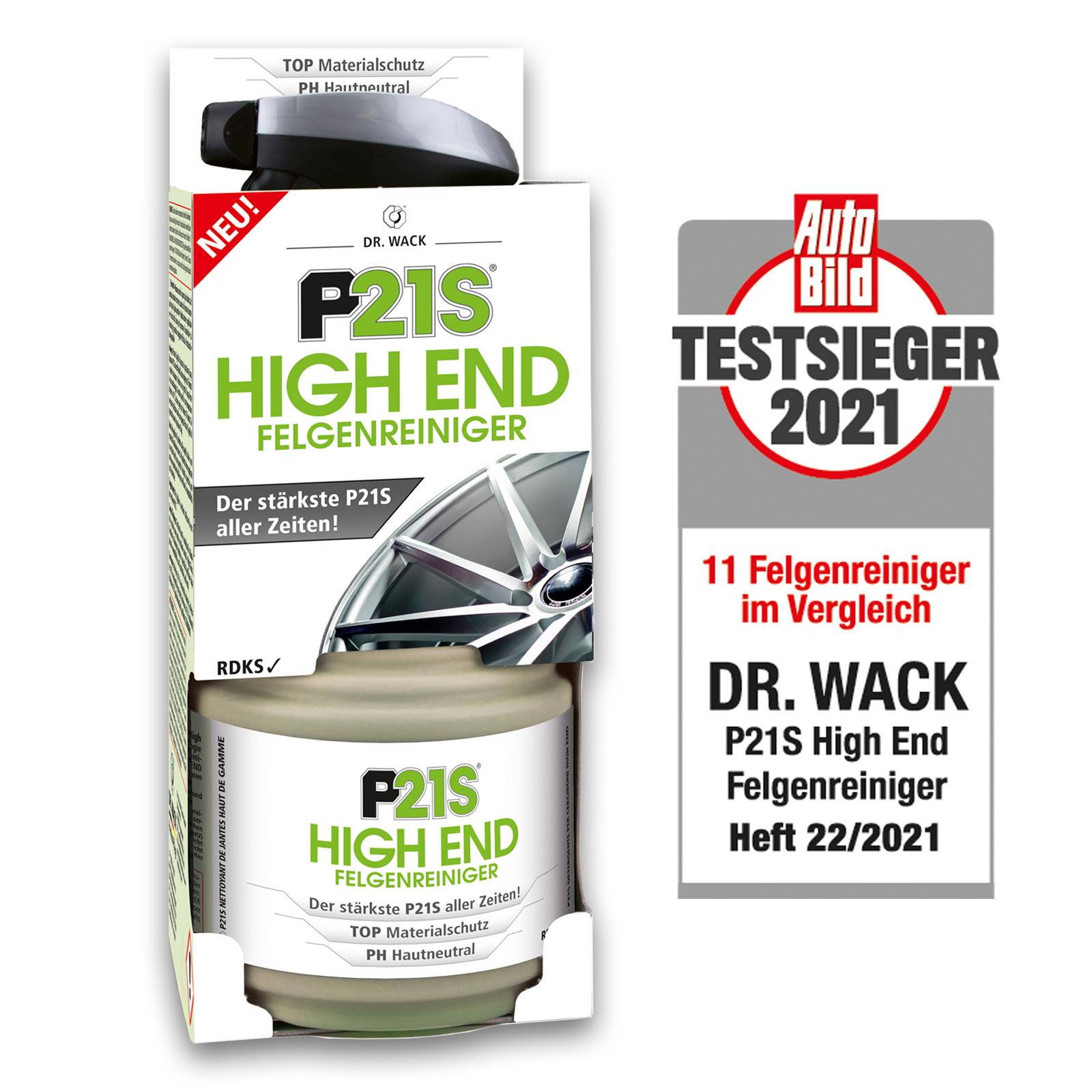 P21S High End Felgenreiniger