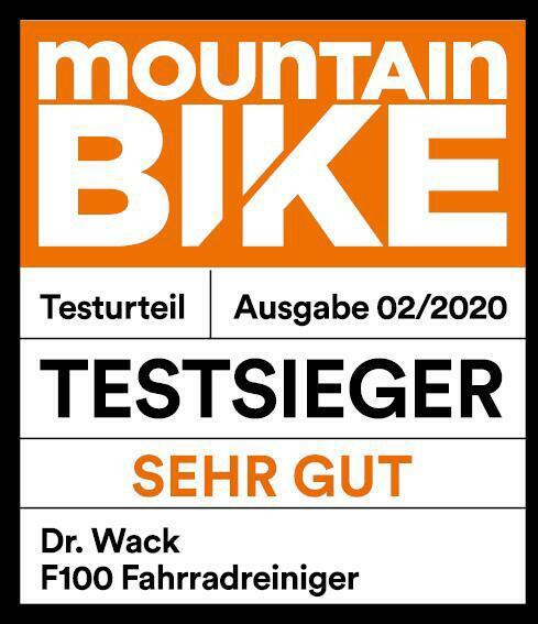 Dr. Wack F100 Fahrradreiniger NEUE FORMEL 750ml