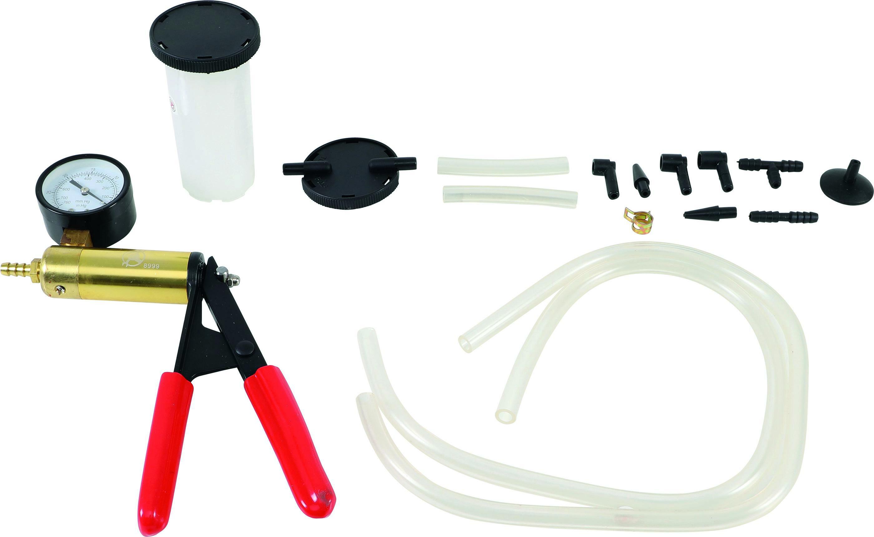 Vakuumpumpe/Bremsenentlüfter | max. 0,7 bar