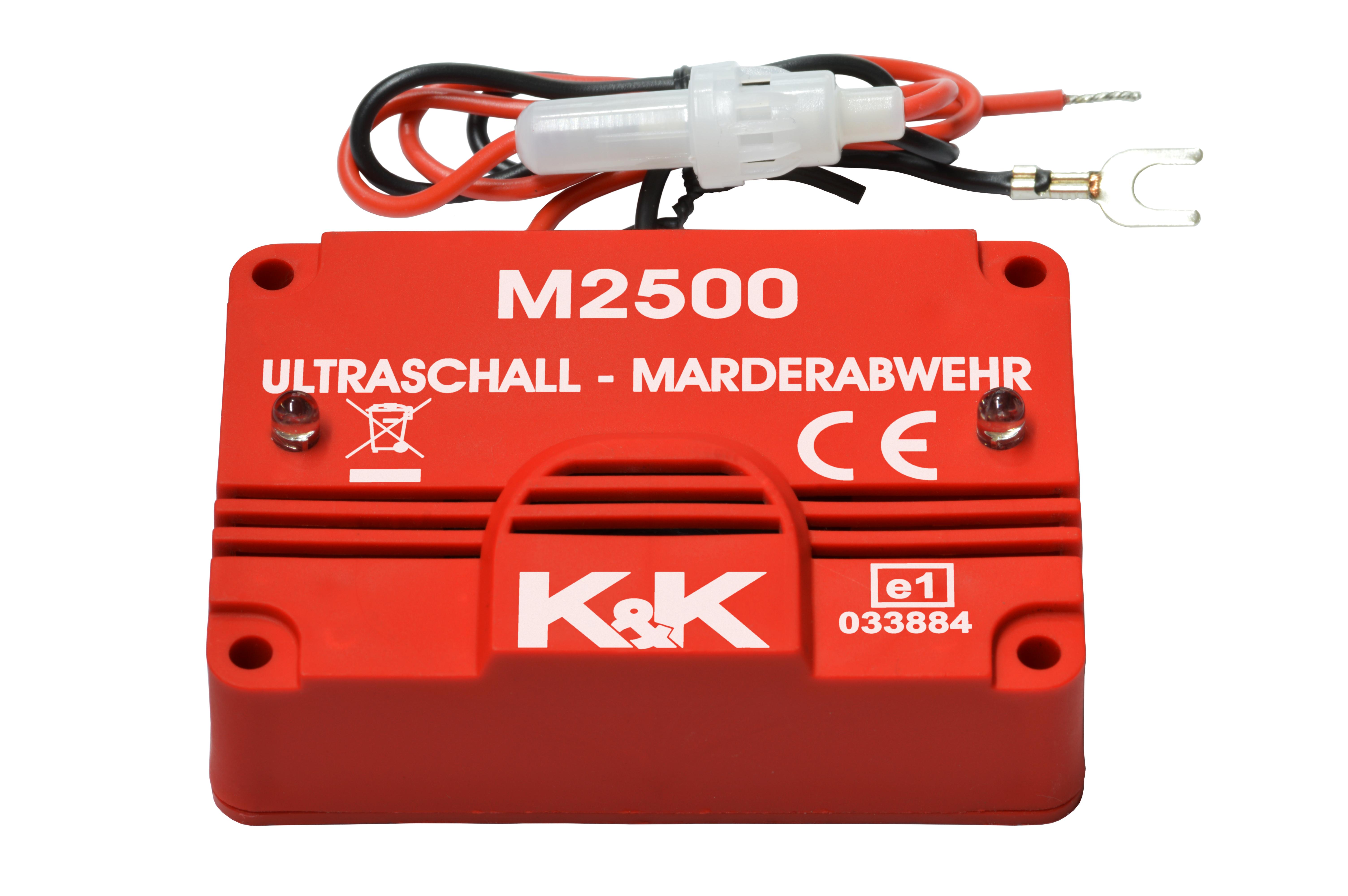 K&K Marderabwehrgerät M2500