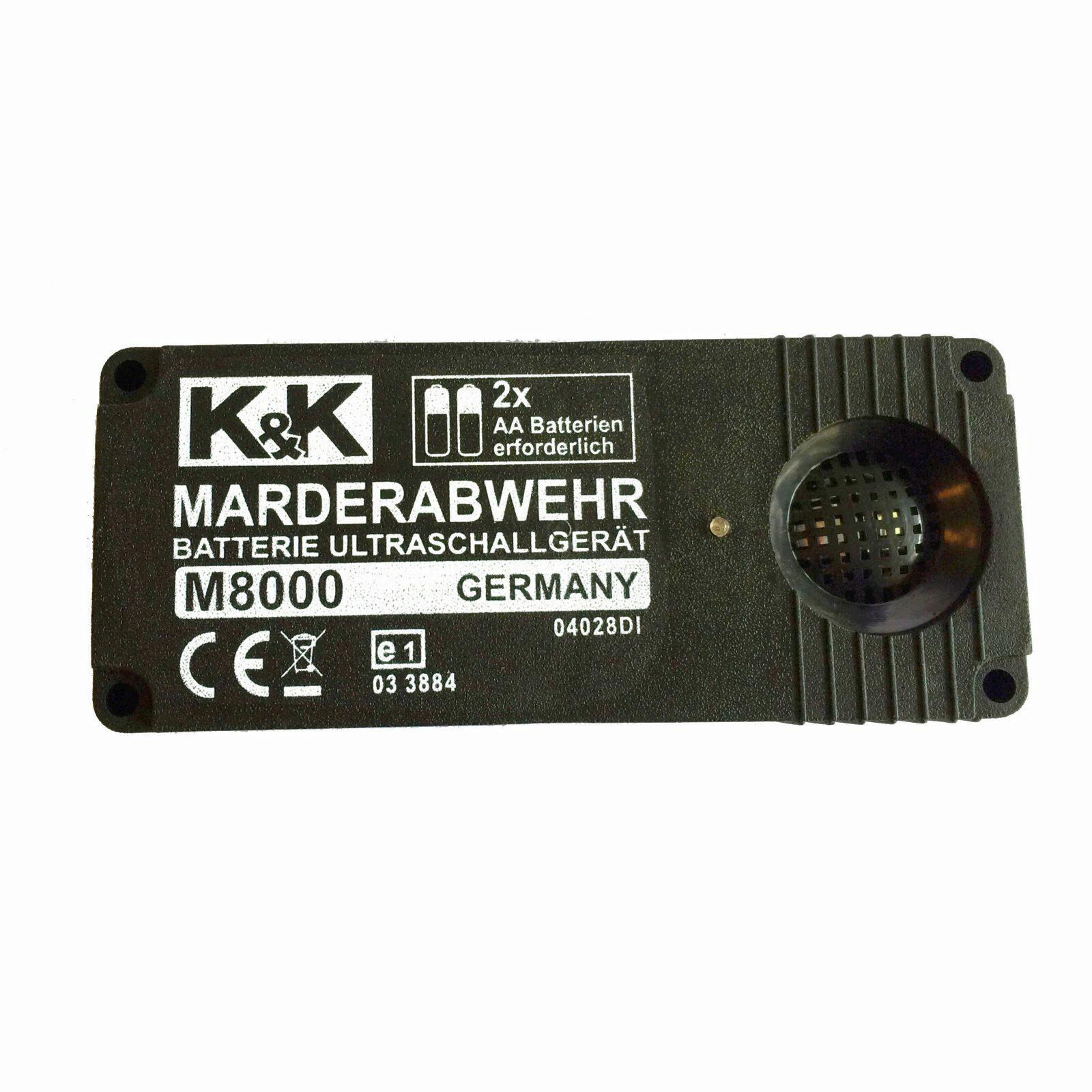 K&K Marderabwehr M8000
