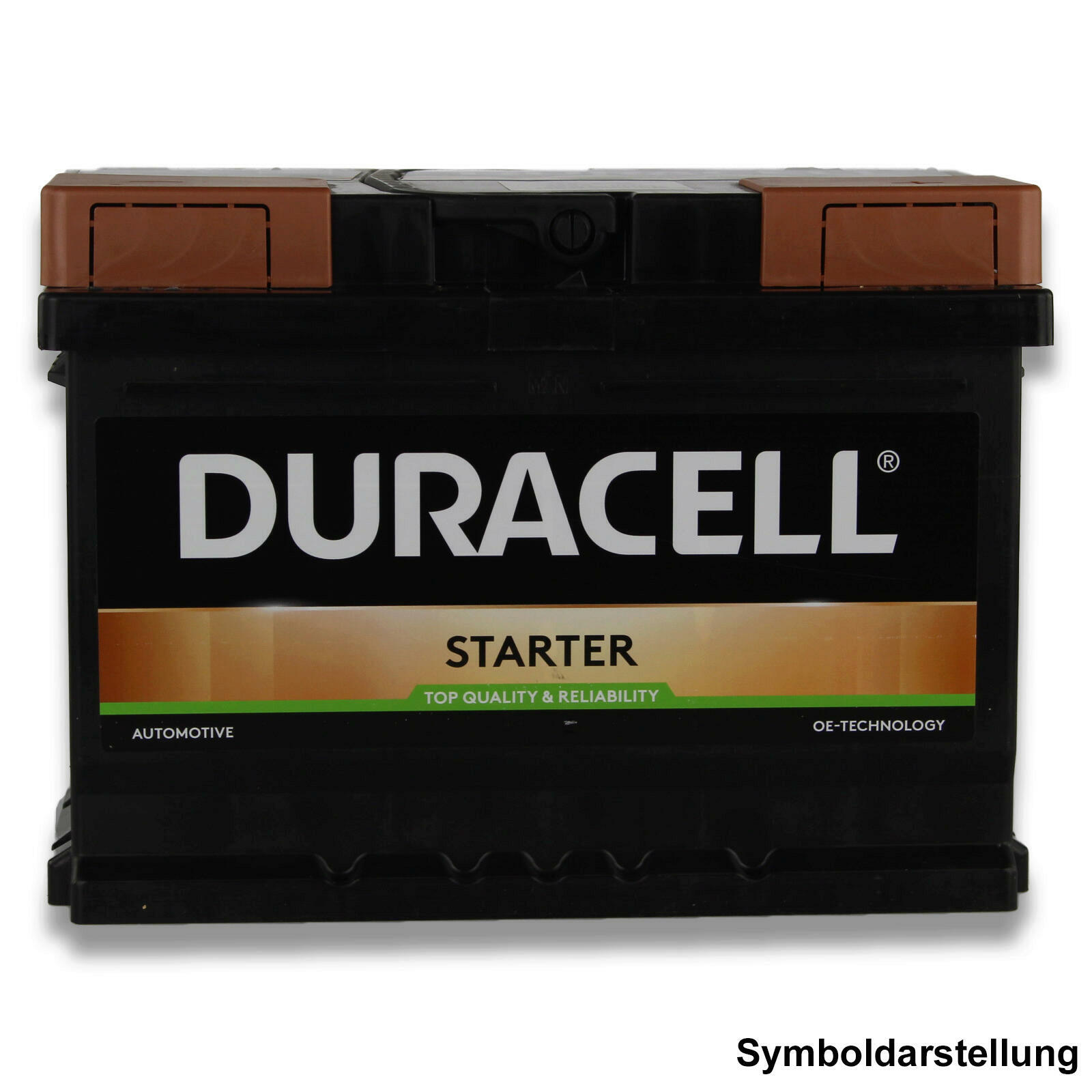Duracell Advanced Starterbatterie