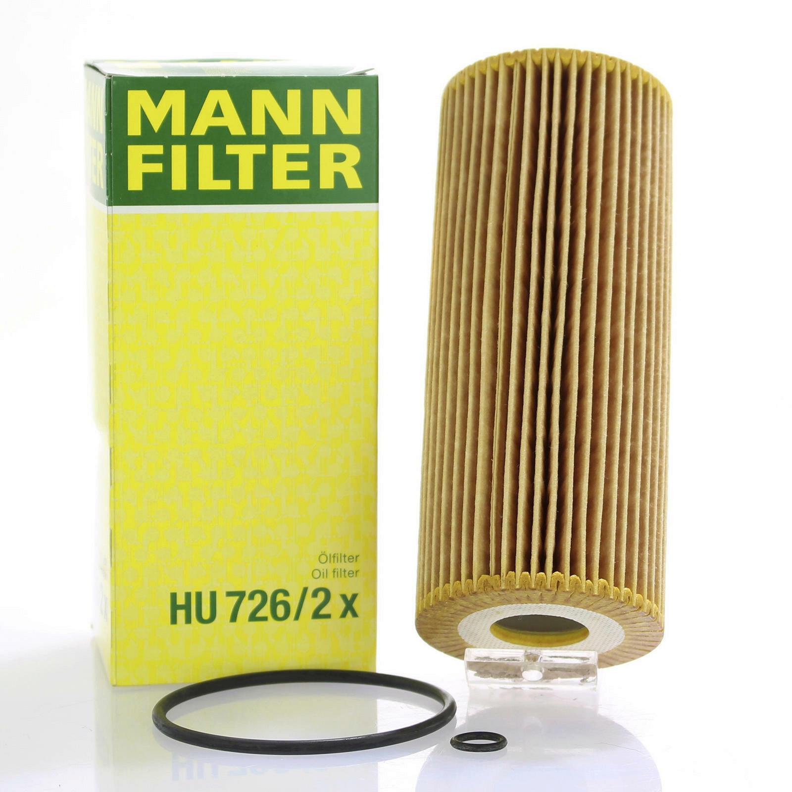 MANN-FILTER Oil Filter evotop