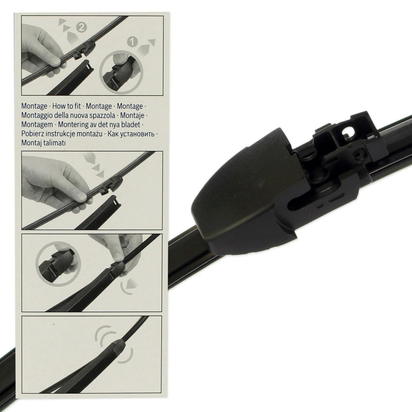 bosch scheibenwischer wischblatt aerotwin 3 397 008 006. Black Bedroom Furniture Sets. Home Design Ideas