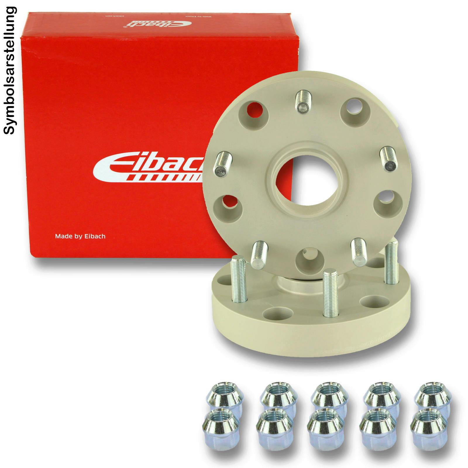 EIBACH Spurplatten Spurverbreiterung Distanzscheibe /Ø72,5 5x120 40mm //// 2x20mm Bremsenreiniger