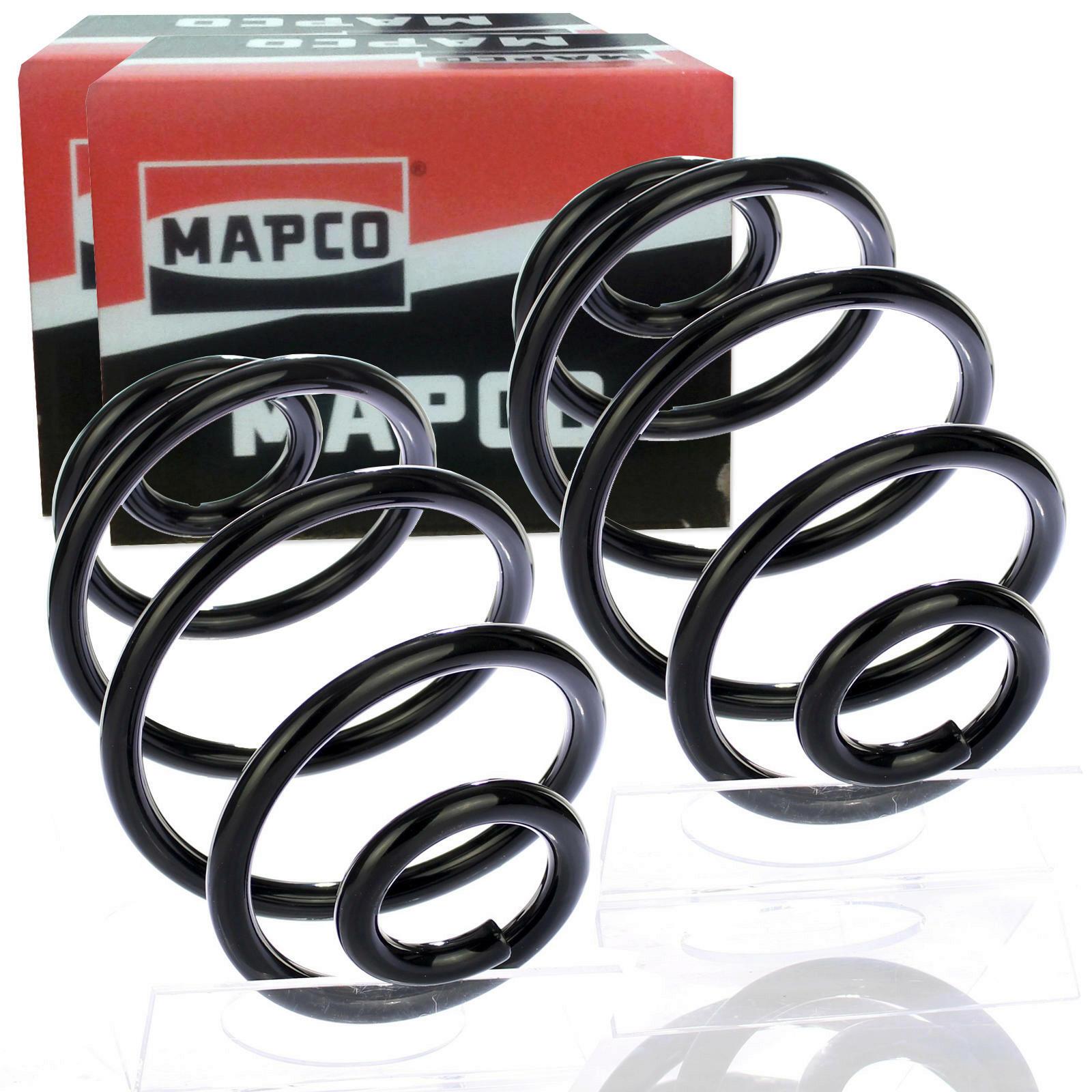 2x MAPCO Feder Fahrwerksfeder