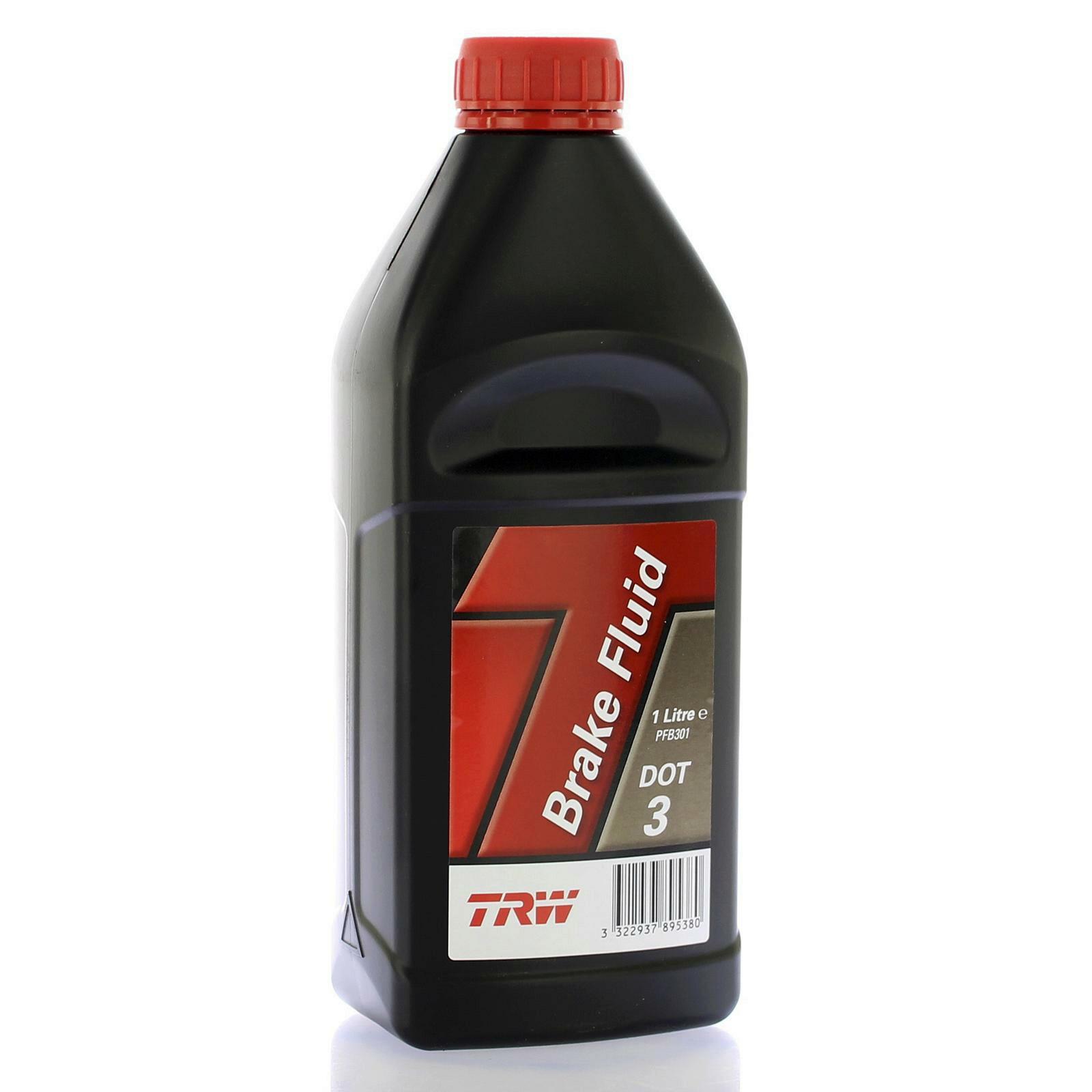 TRW Bremsflüssigkeit 1L DOT 3