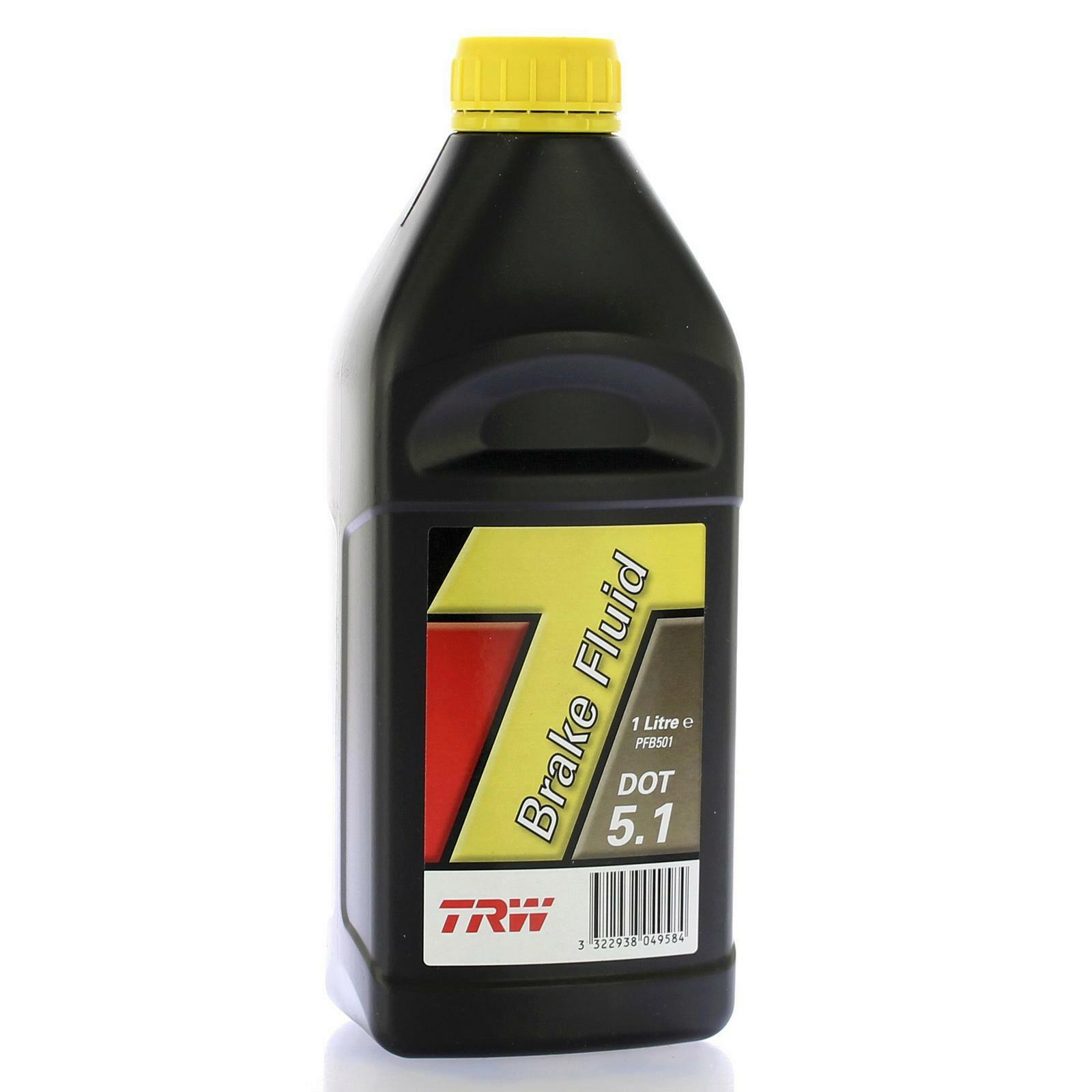 TRW Bremsflüssigkeit 1L DOT 5.1