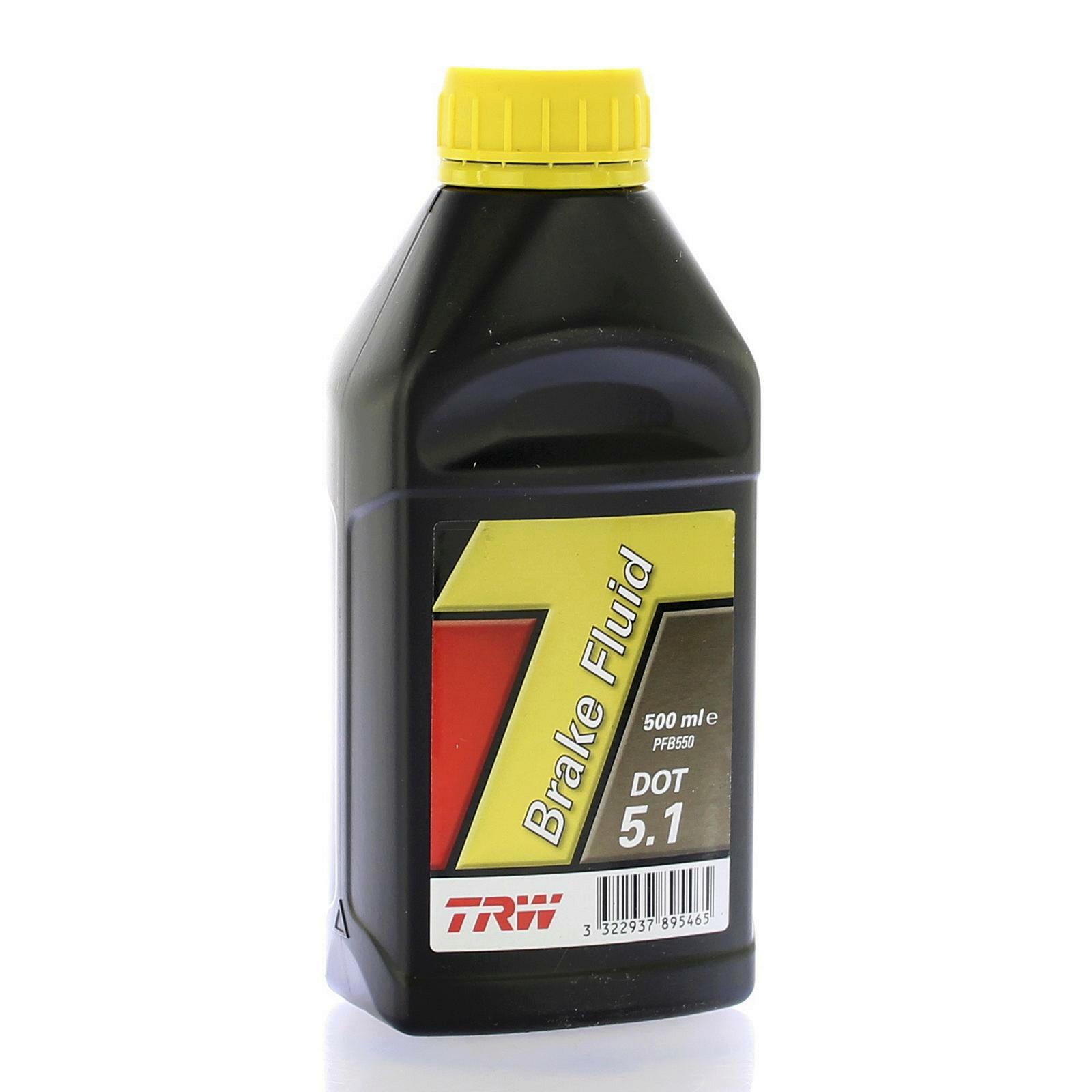 TRW Bremsflüssigkeit 500ml DOT 5.1