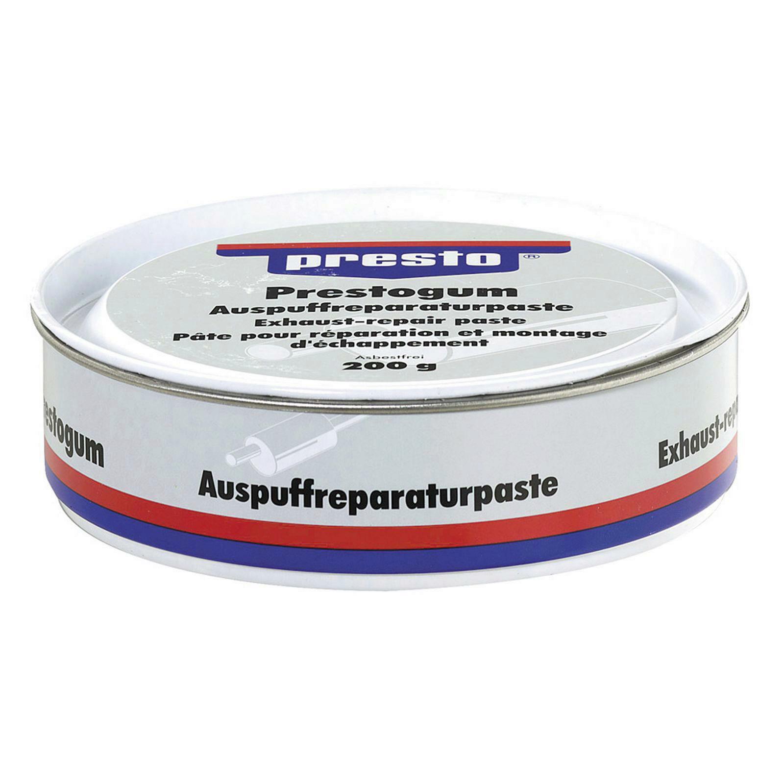 PRESTO Dichtstoff Auspuff-Rep Paste 200g