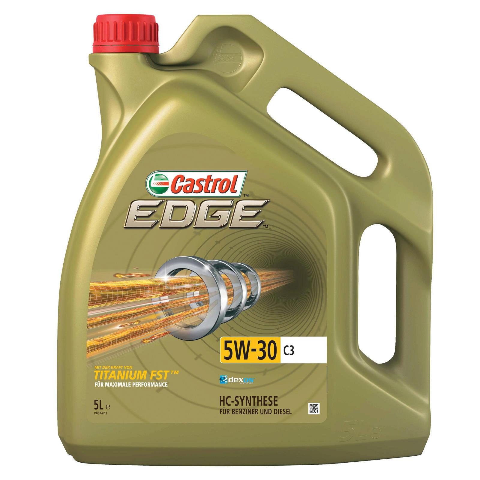 CASTROL Engine Oil EDGE 5W-30