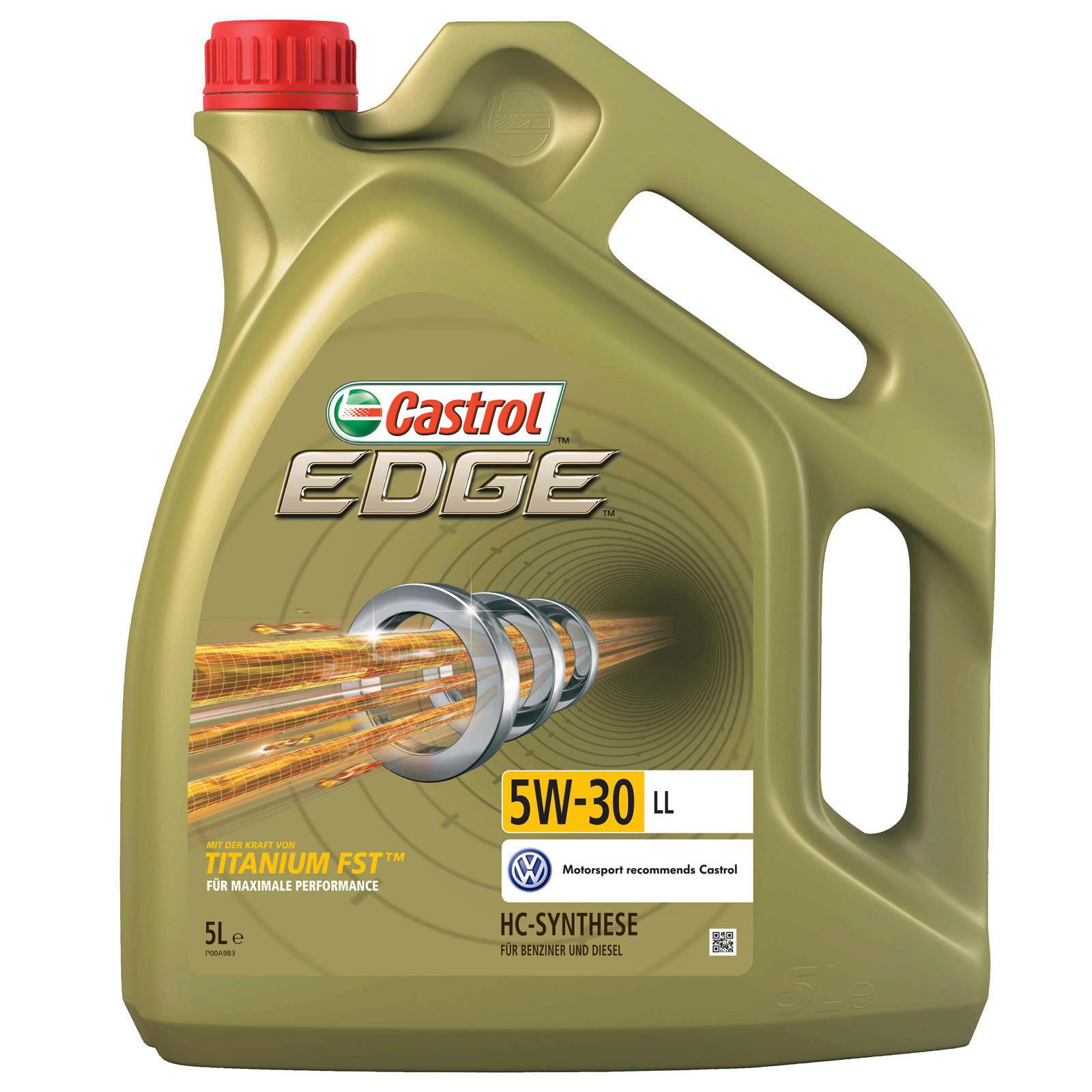 CASTROL Engine Oil EDGE LL 5W-30