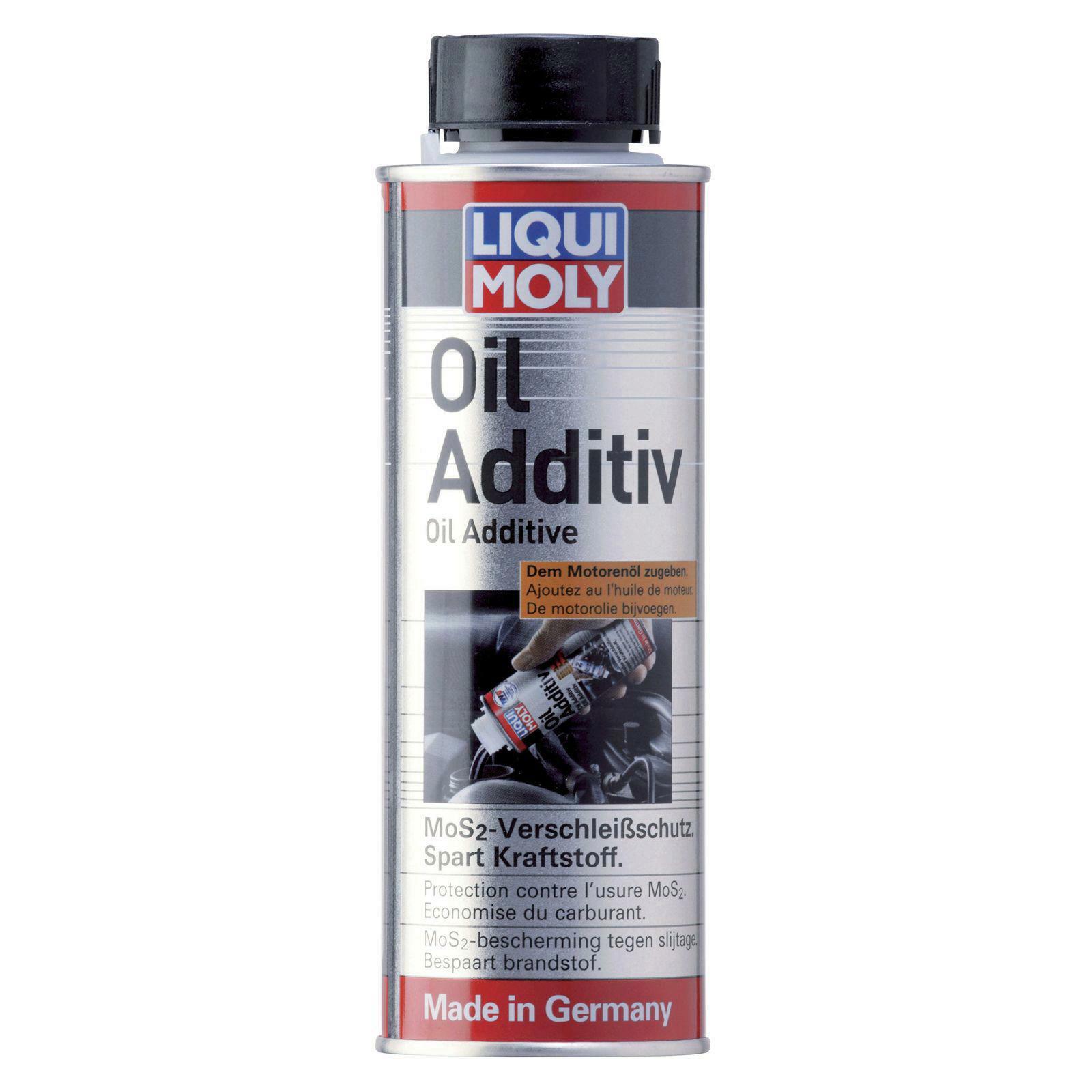 Liqui Moly Öl Additiv 200ml