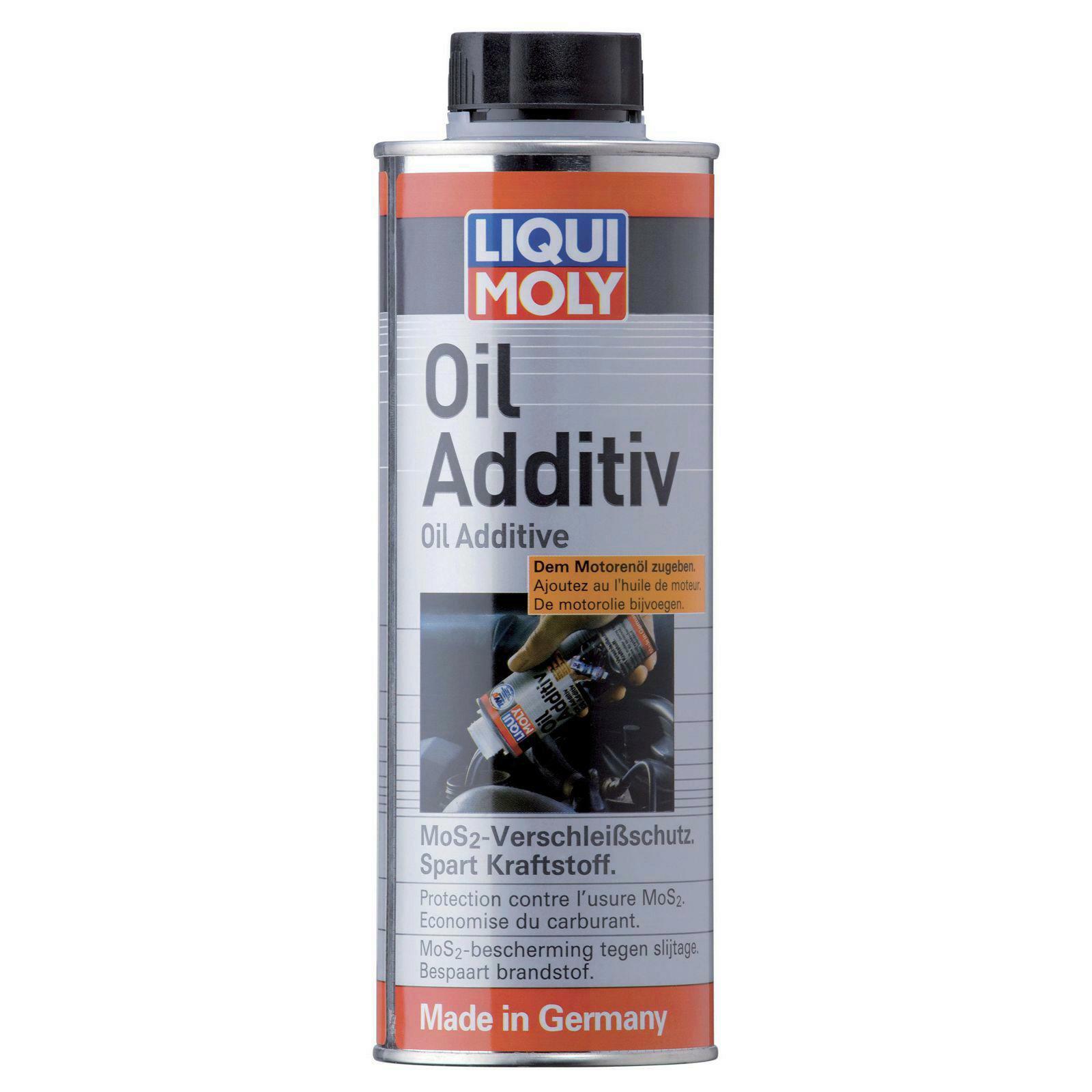 Liqui Moly Öl Additiv 500ml