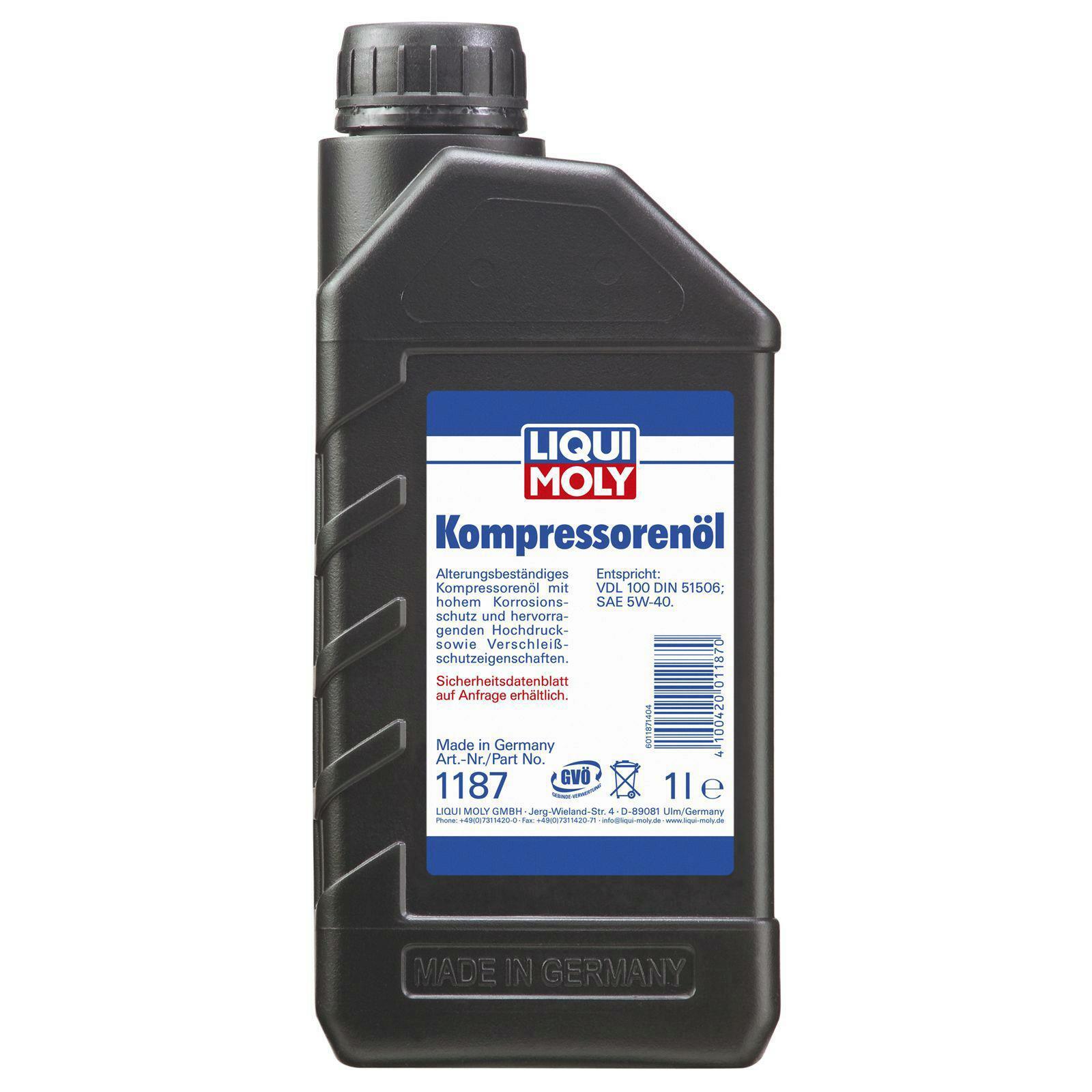 Liqui Moly Kompressorenöl 1l