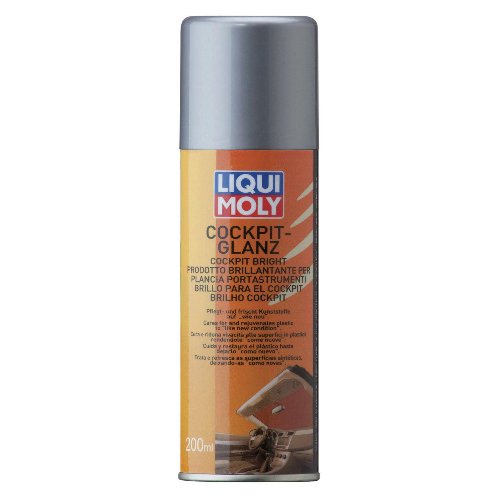 Liqui Moly Cockpit Glanz 200ml
